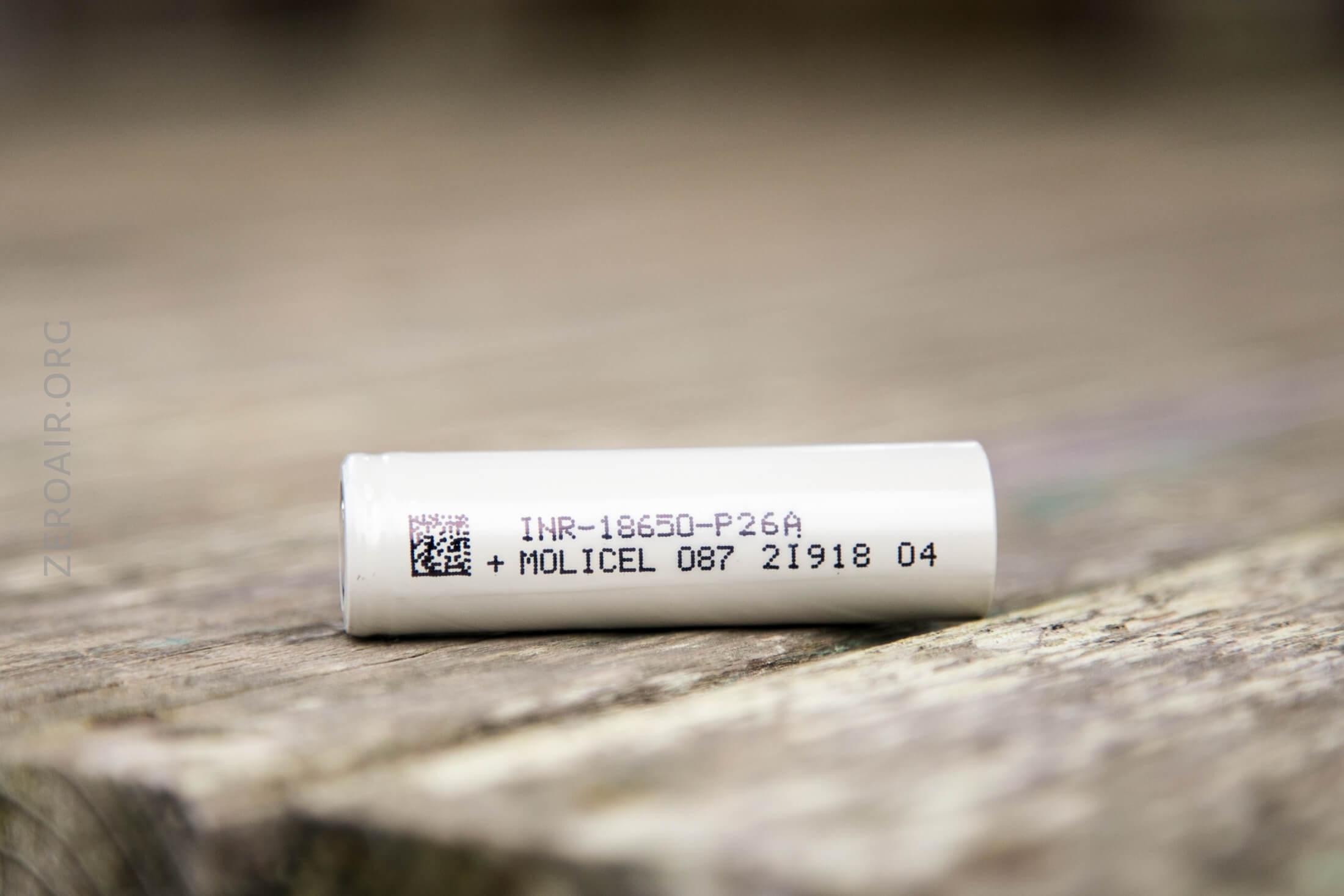 Molicel 18650 Battery
