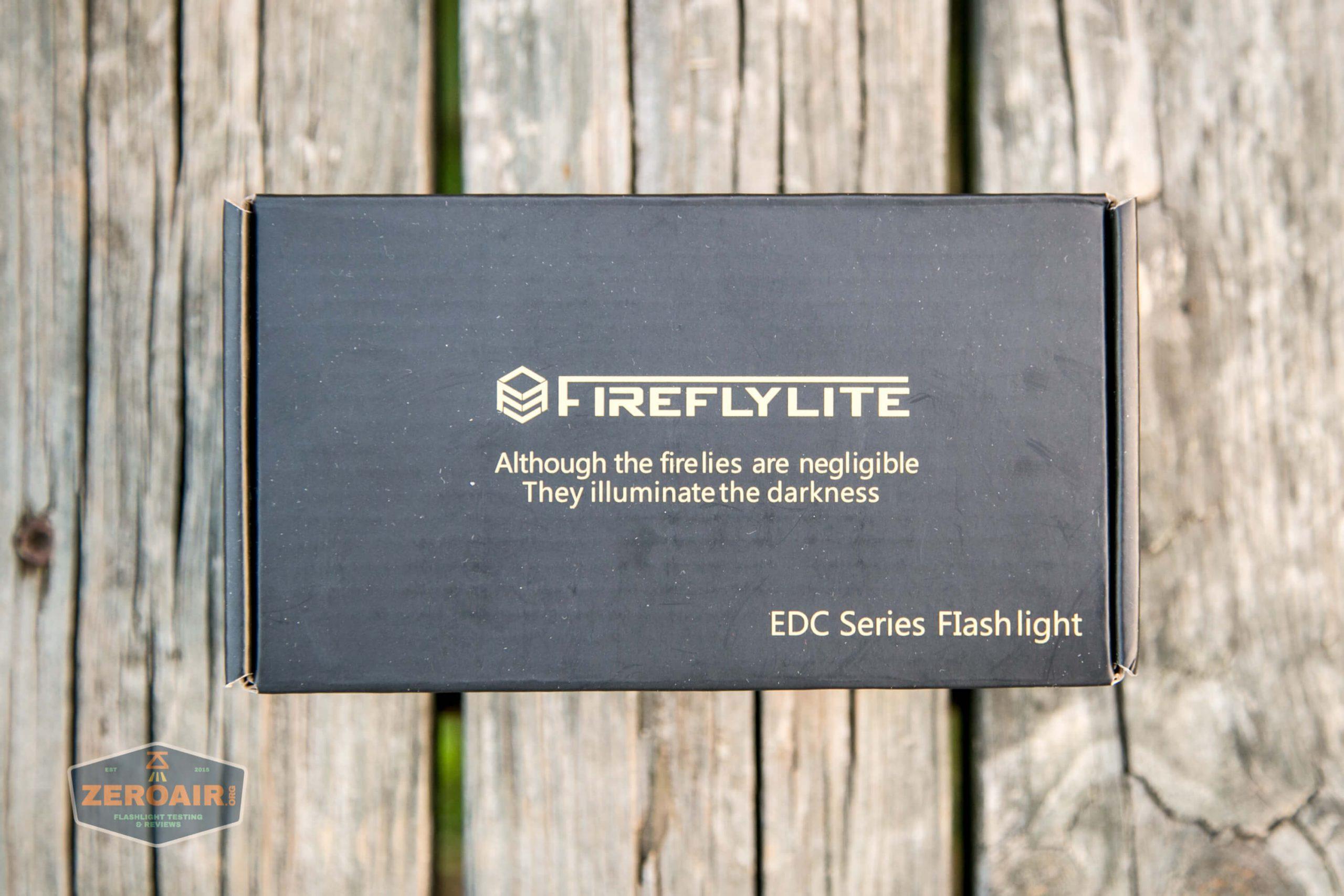 fireflylite e01 luminus sst-40 21700 box