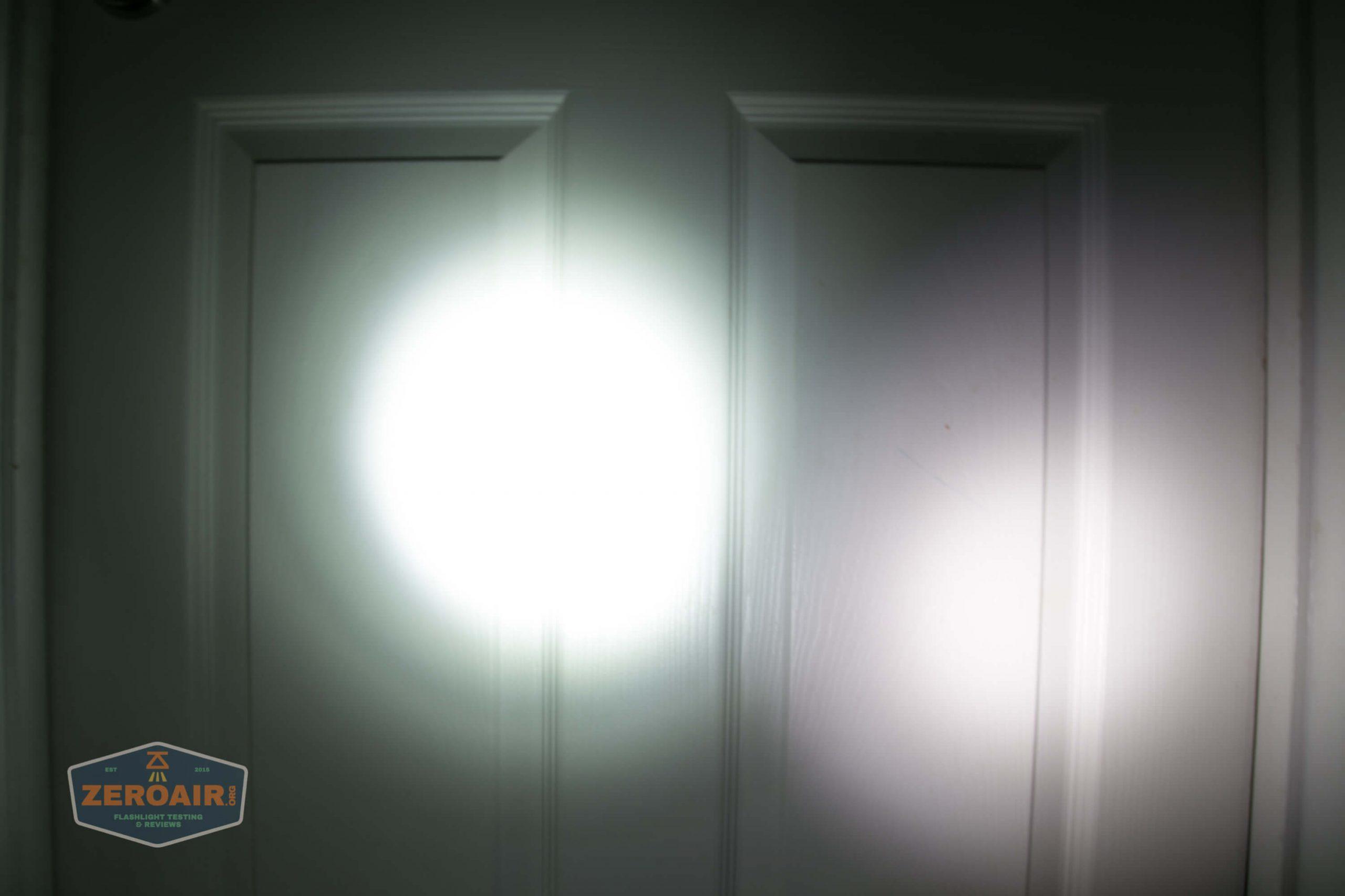 fireflylite e01 luminus sst-40 21700 beamshot door vs blf-348 4