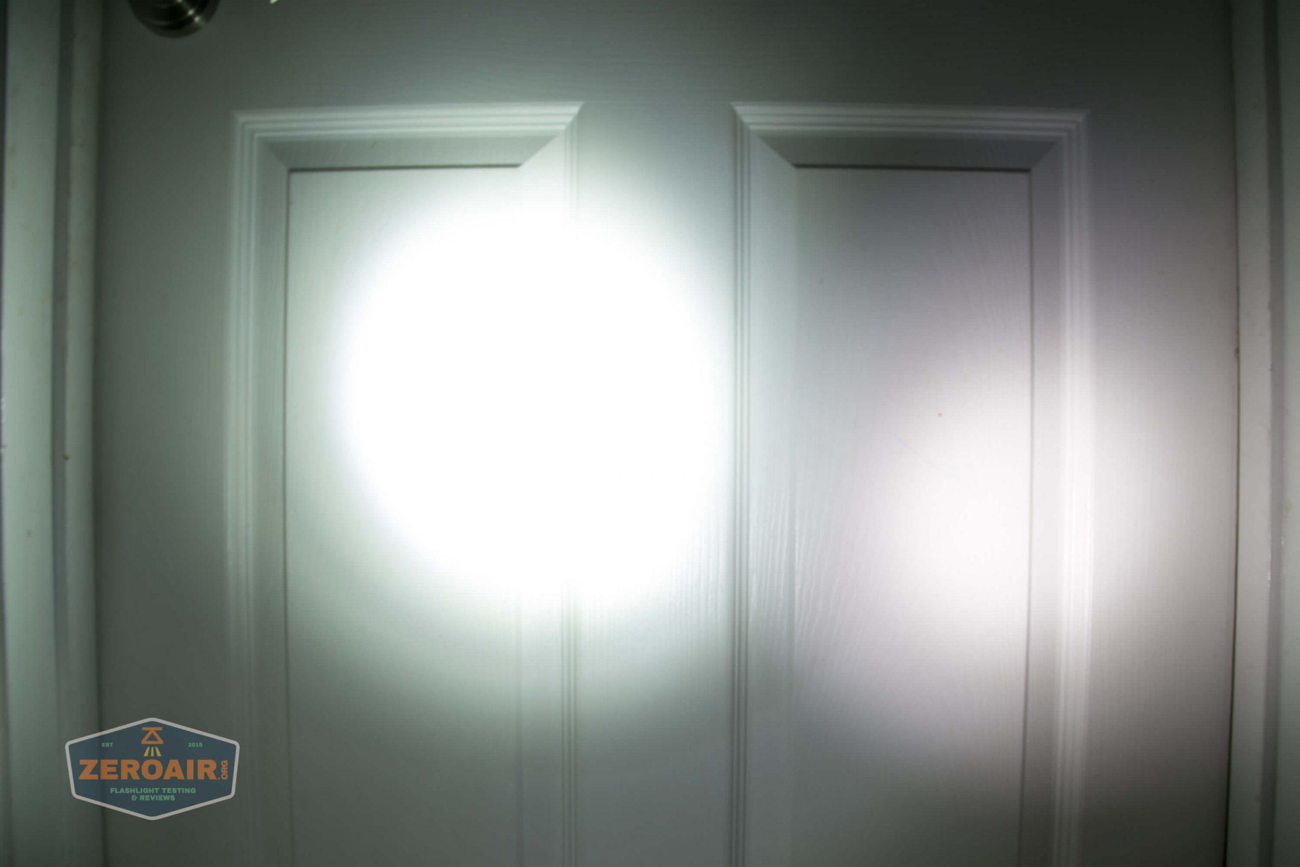 fireflylite e01 luminus sst-40 21700 beamshot door vs blf-348 5