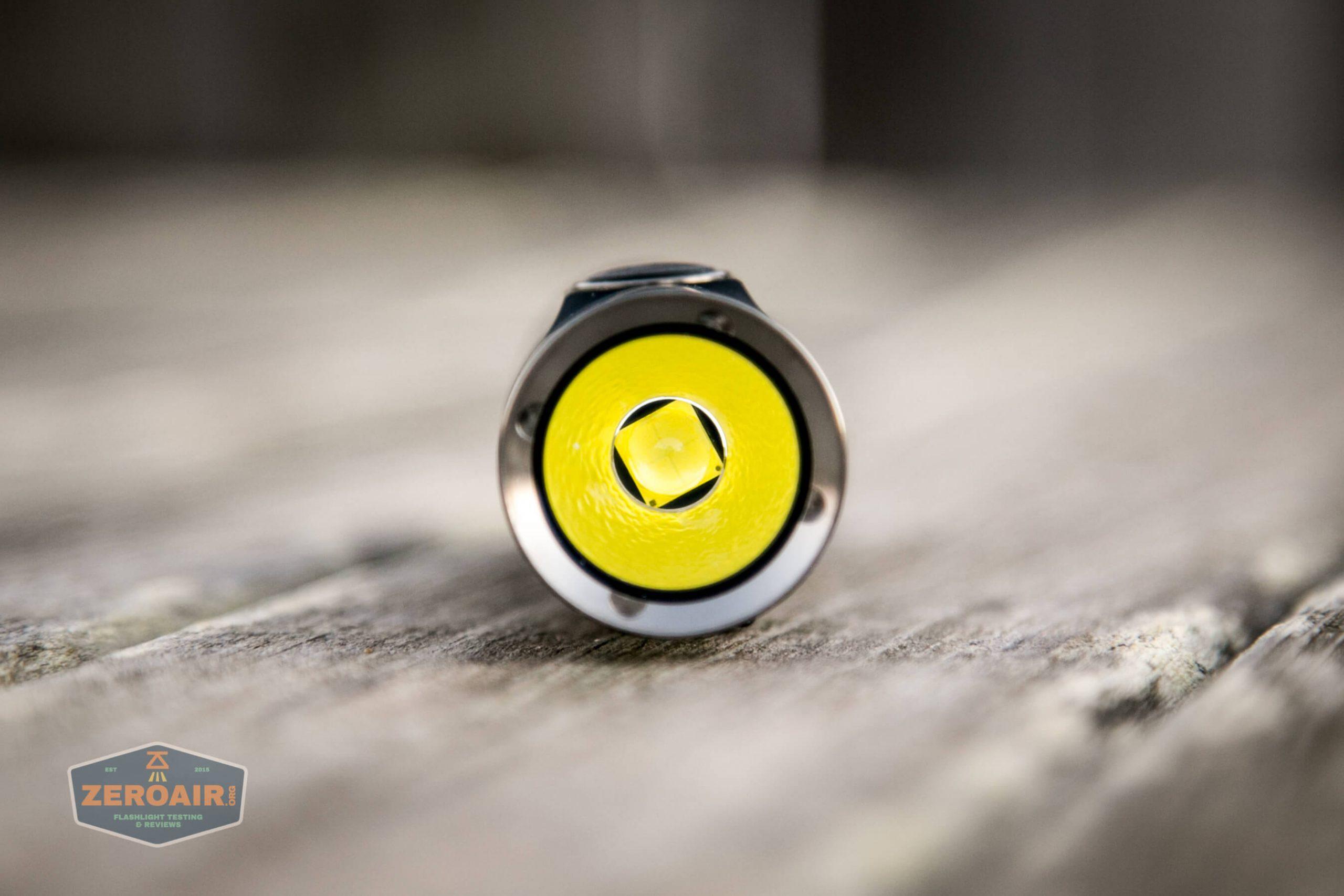 klarus g25 21700 cree xhp70.2 flashlight emitter