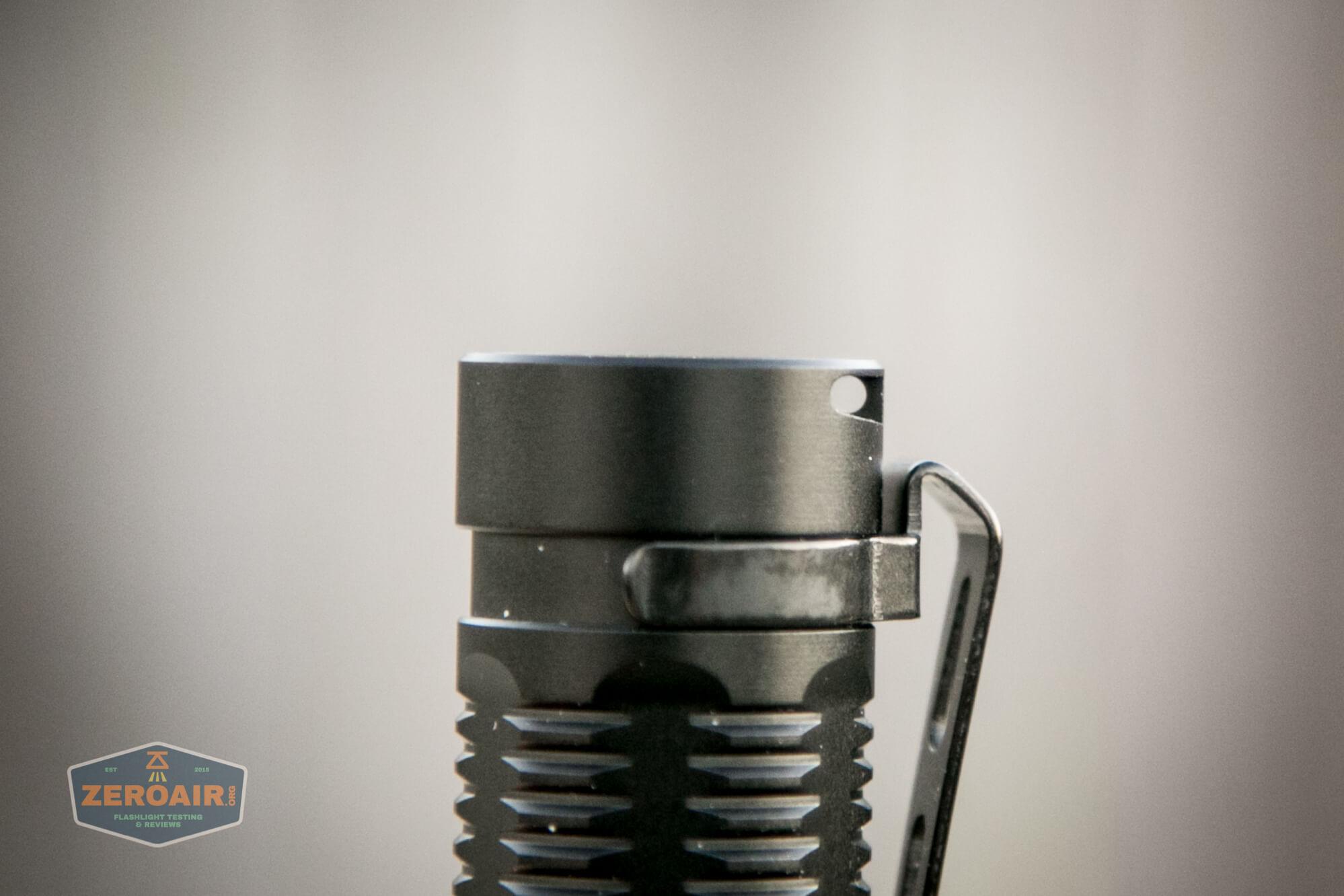 klarus g25 21700 cree xhp70.2 flashlight lanyard hole