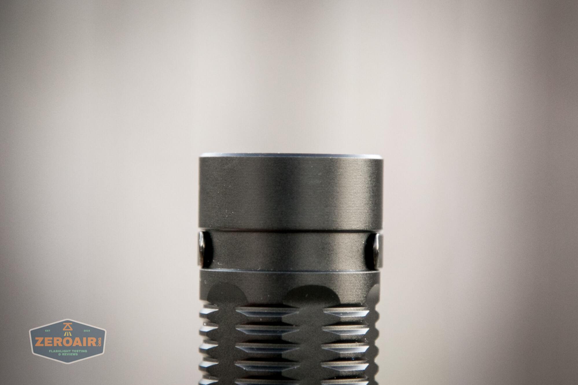 klarus g25 21700 cree xhp70.2 flashlight pocket clip friction fit