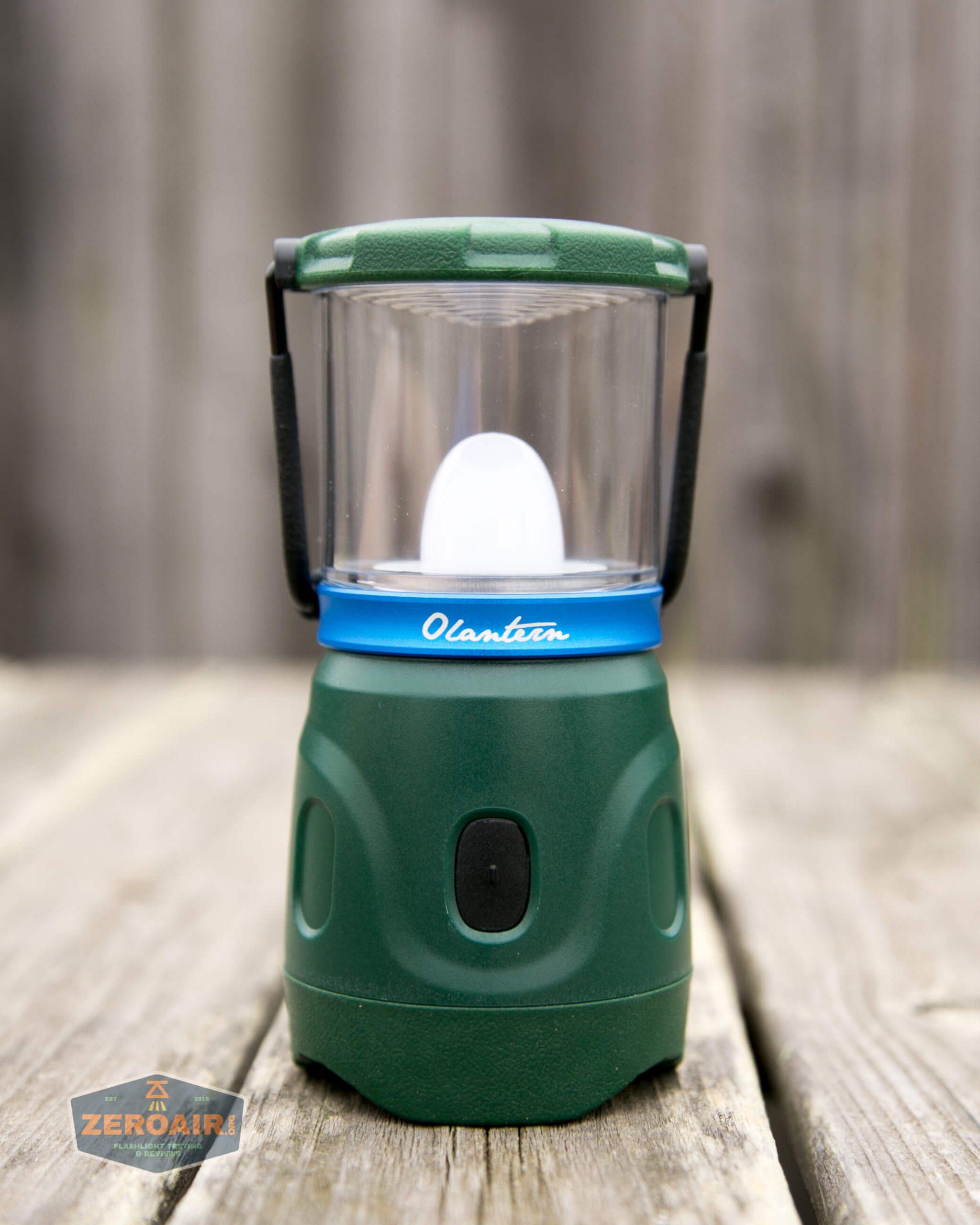 olight olantern lantern quarter shot front