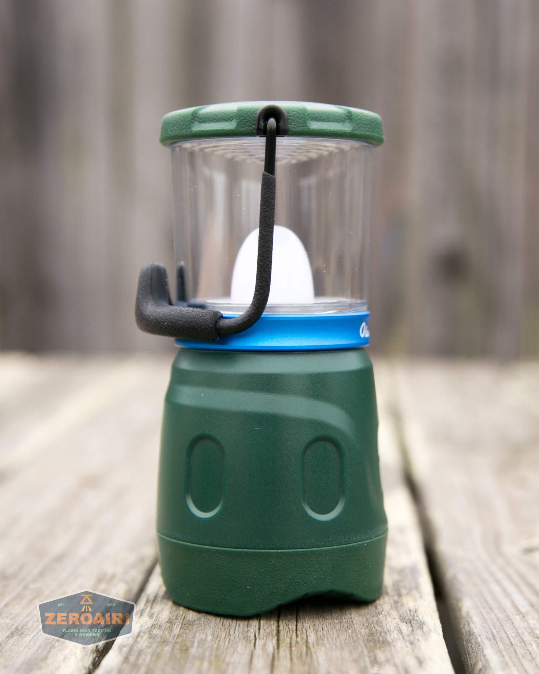 olight olantern lantern quarter shot