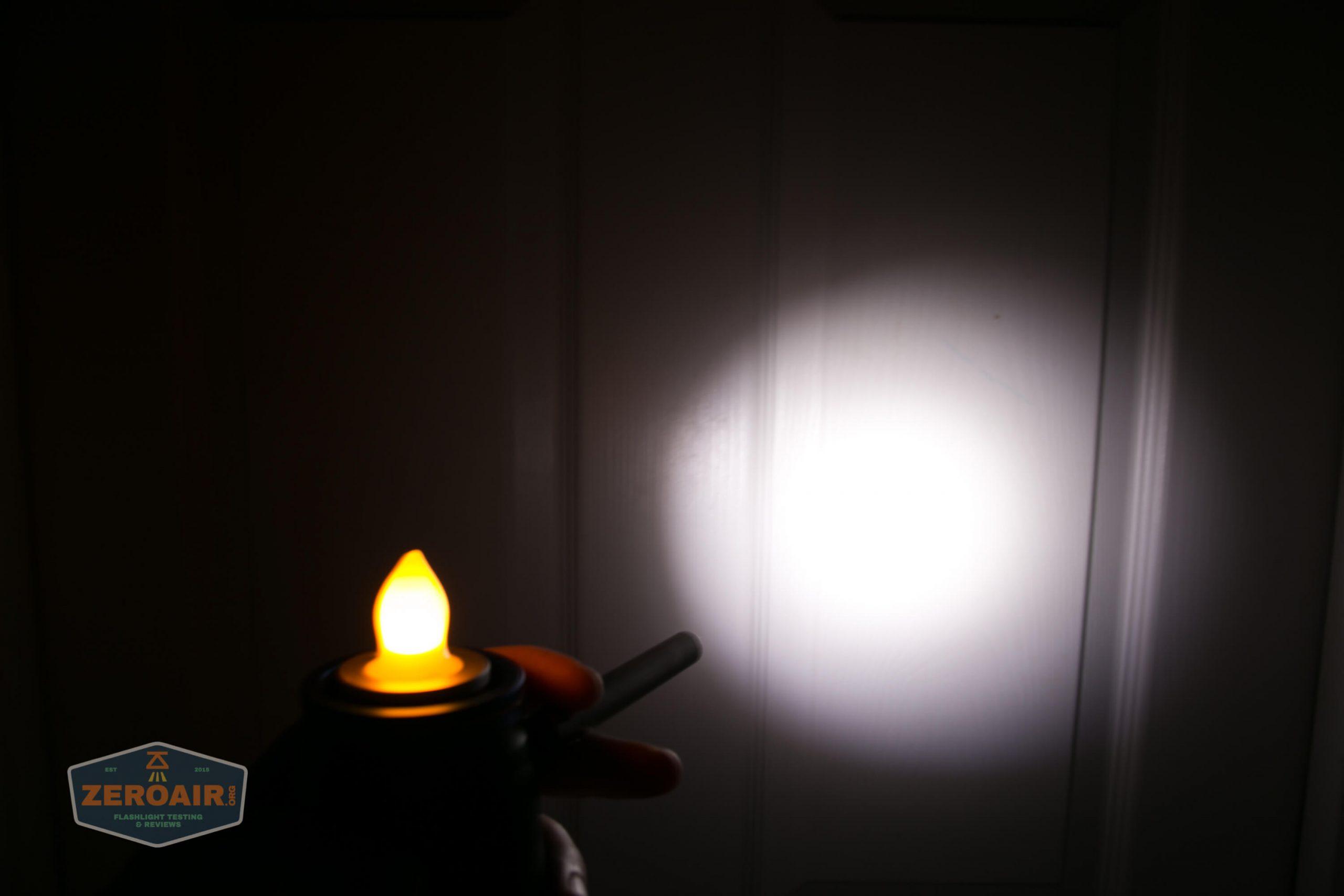 olight olantern lantern beamshots door flame lamp