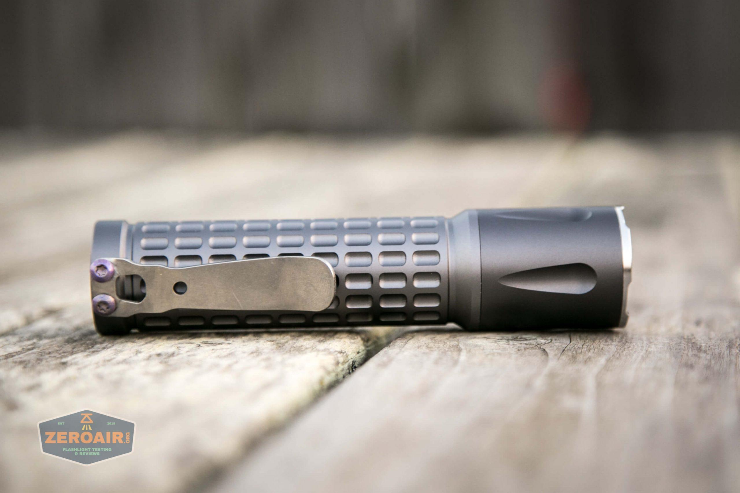 countycomm reylight 21700 quad emitter flashlight