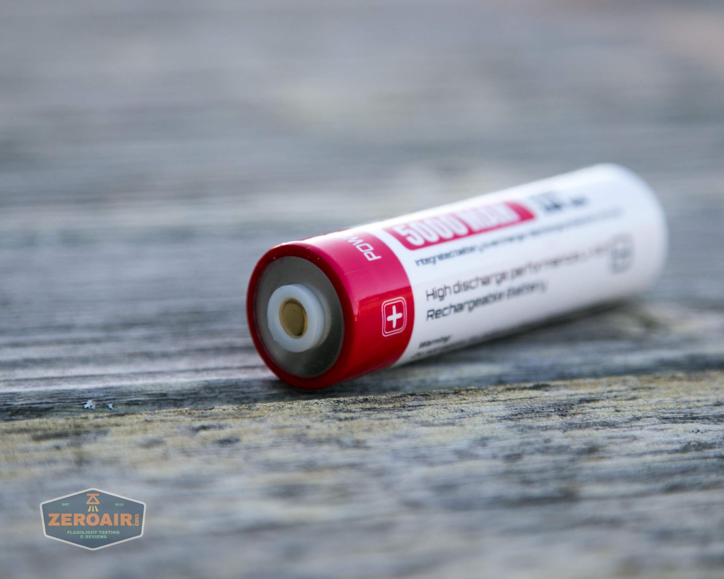 thrunite tt20 the outsider red 21700 flashlight cell