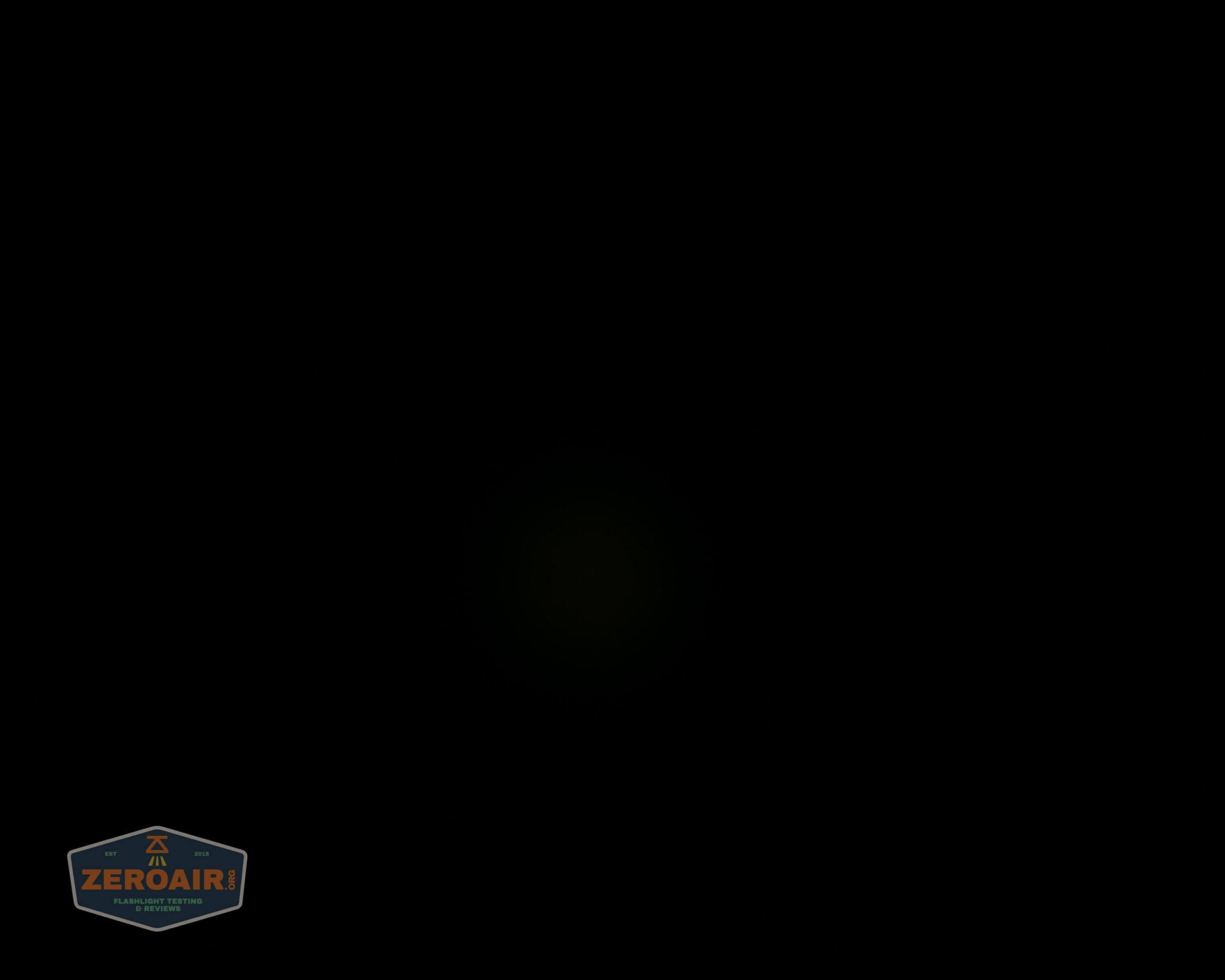 convoy s2+ sst20 2700K 6x7135 orange peel reflector beamshots ceiling