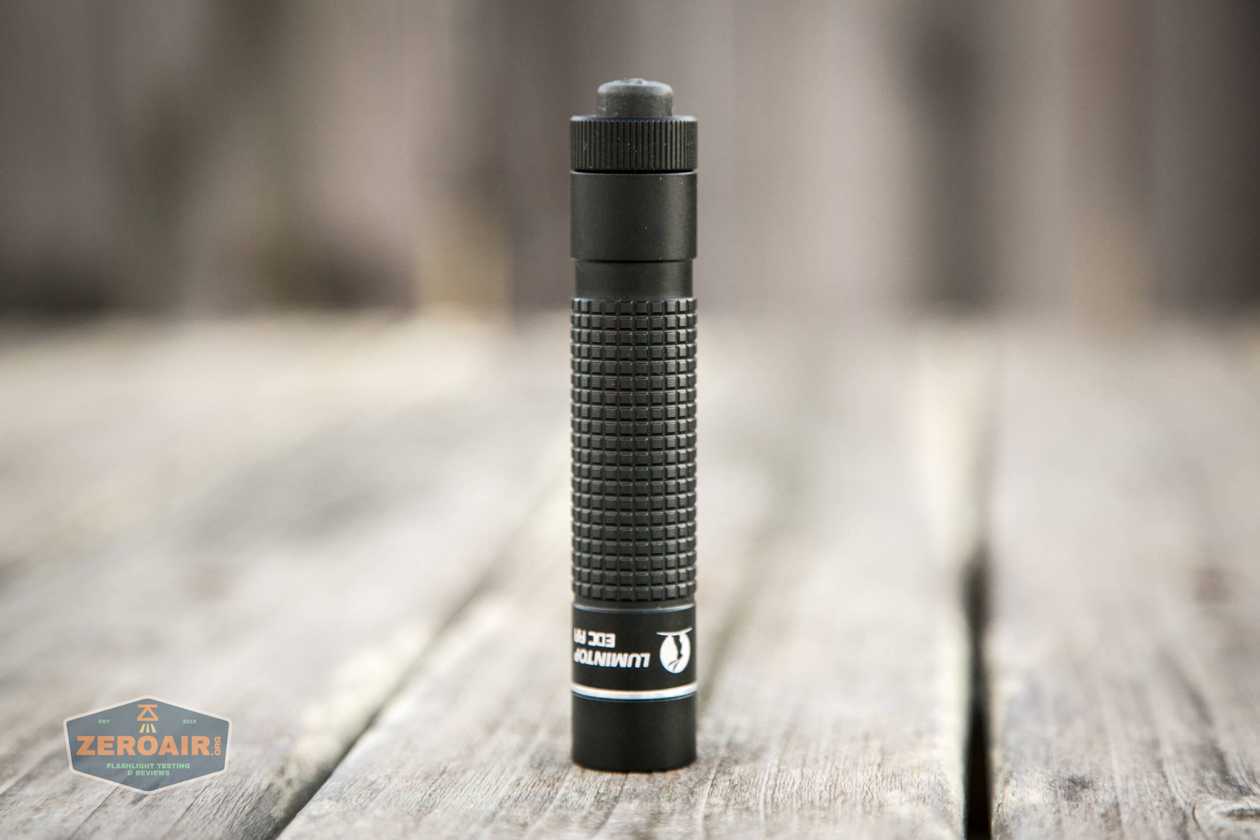 lumintop edc aa flashlight without clip