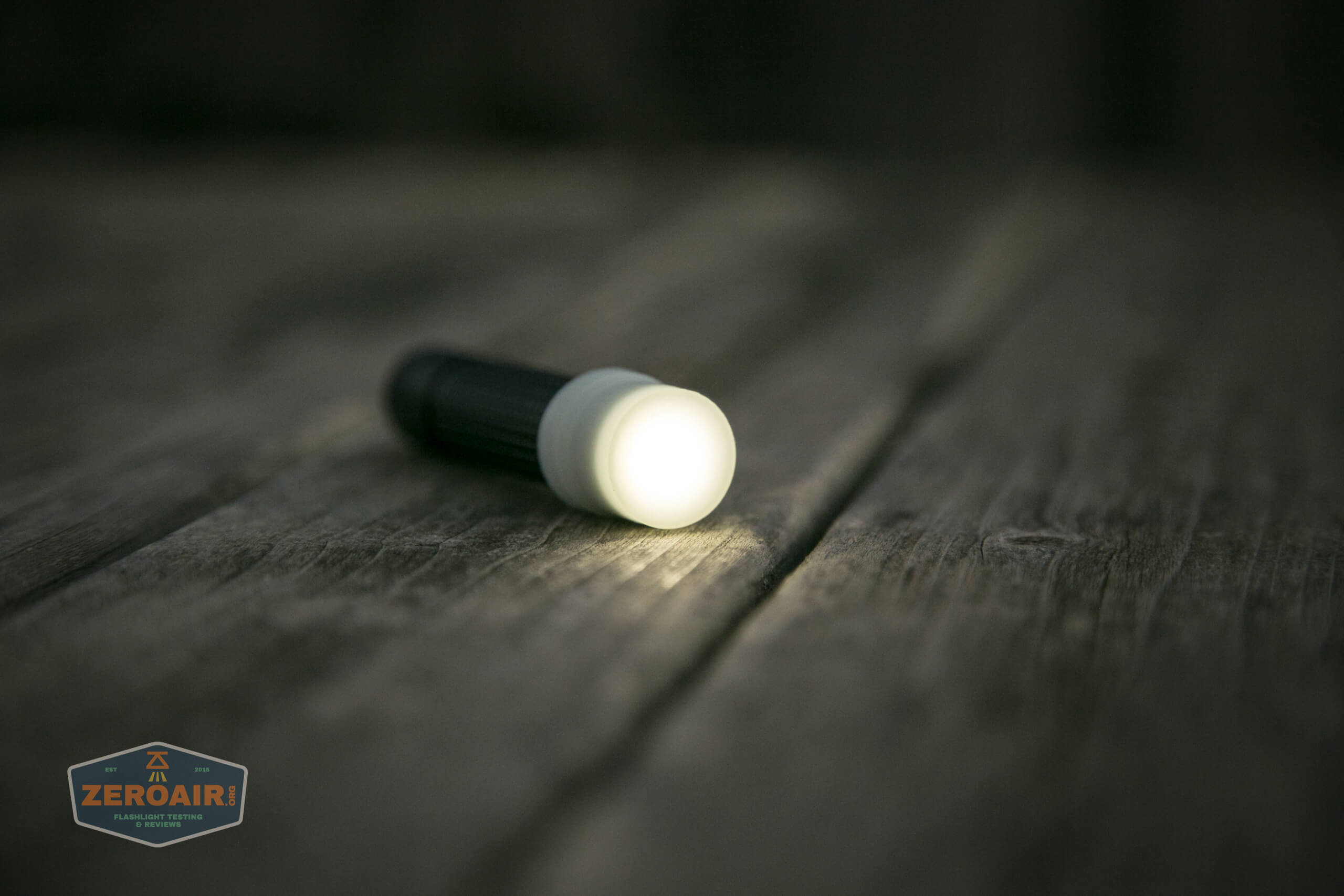 lumintop edc aa flashlight glow diffuser