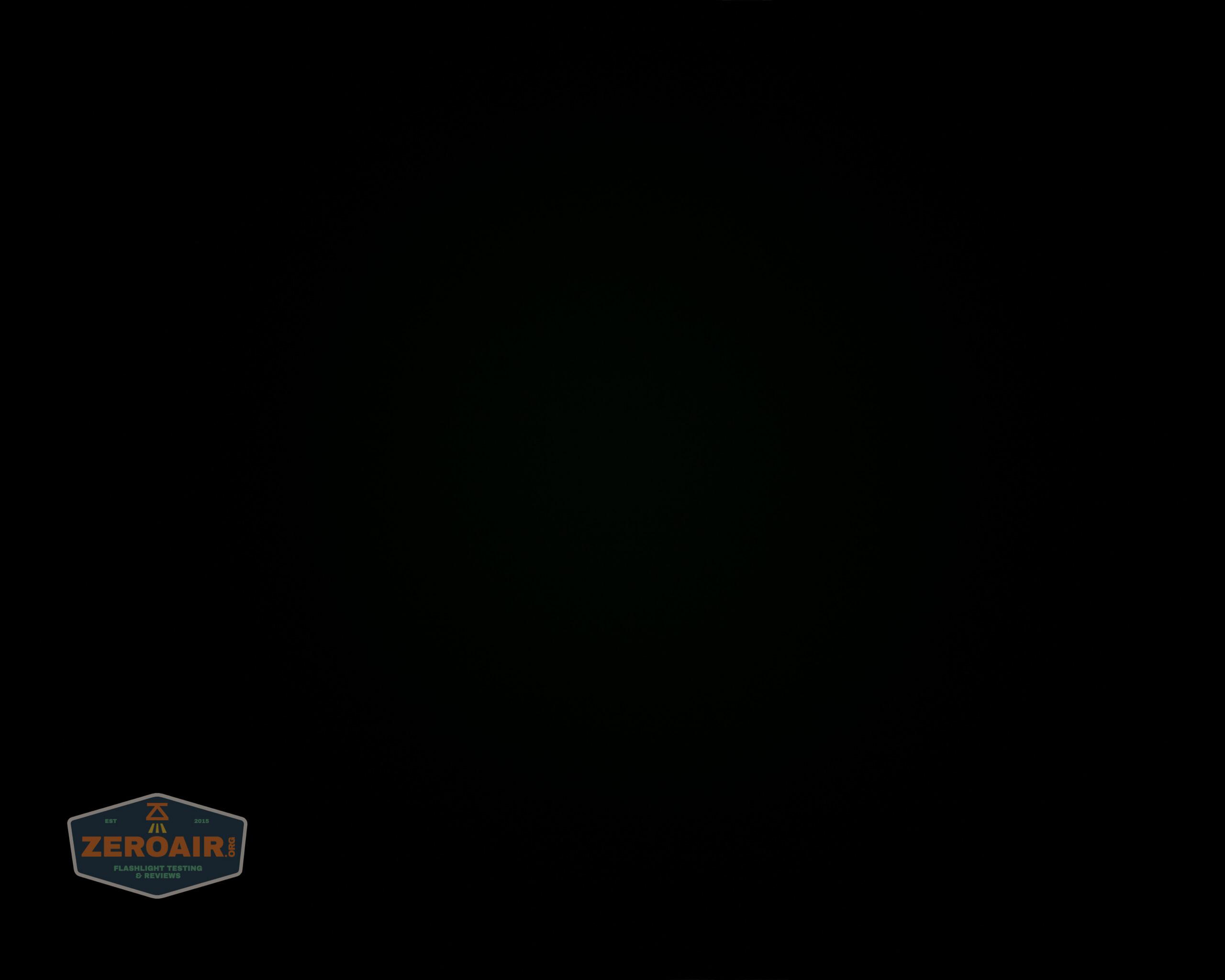 olight perun 2 21700 headlamp orange beamshot ceiling 1