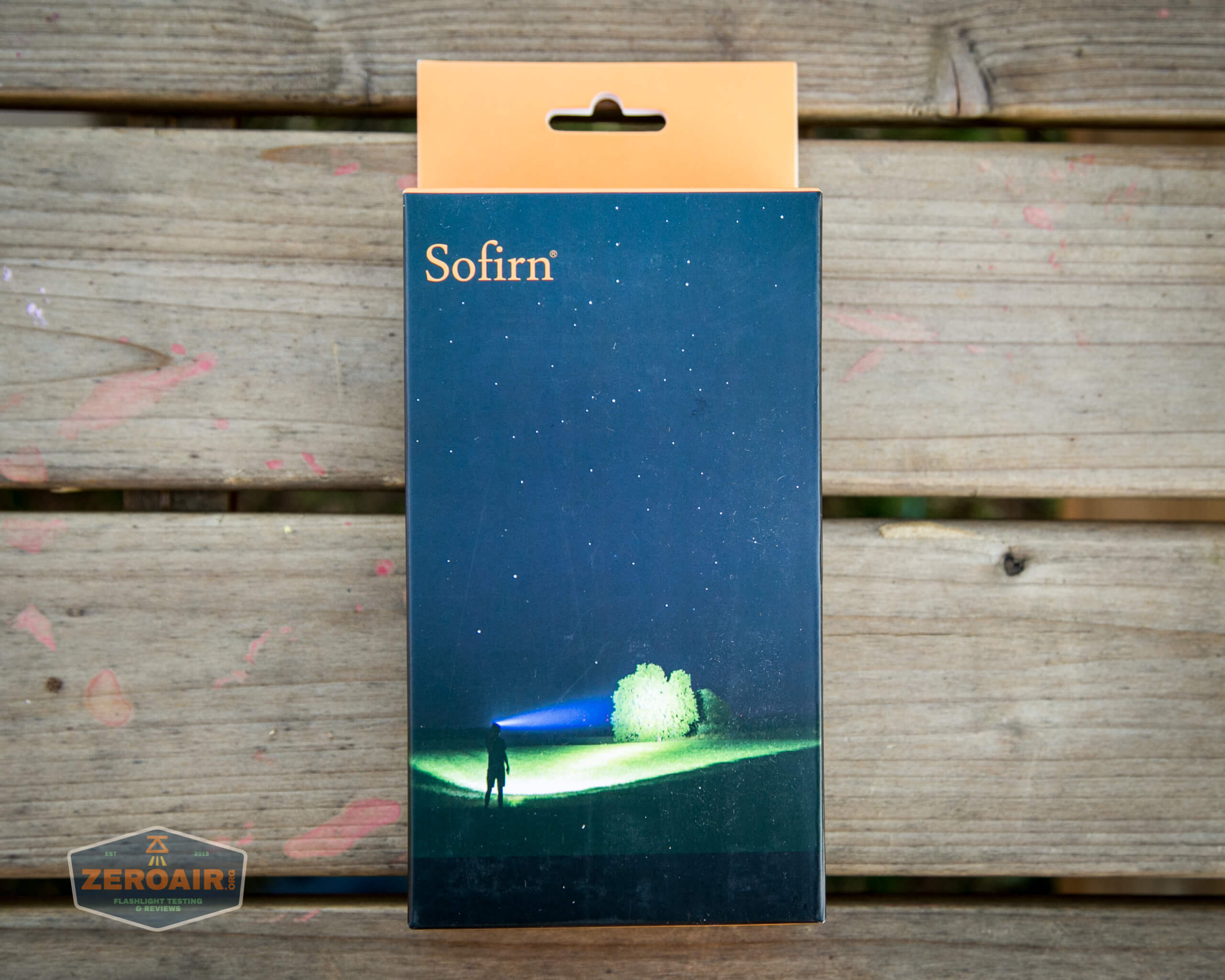 sofirn sc31 pro Andúril 18650 flashlight box