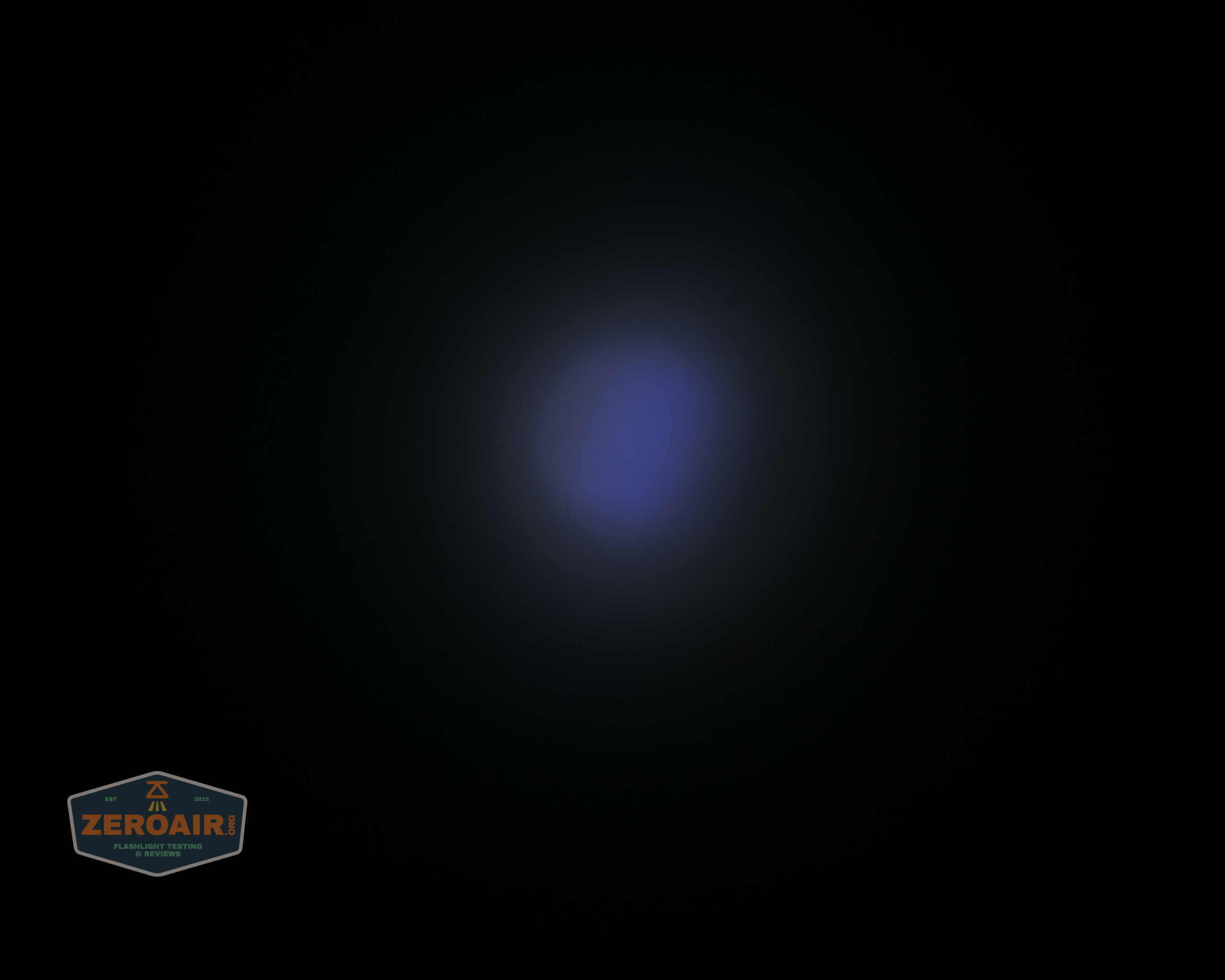 streamlight key-mate 72101 keychain twisty flashlight beamshot ceiling (blue)