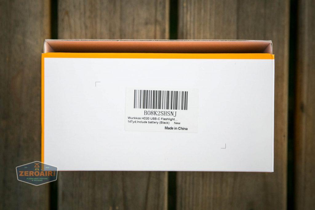 wurkkos hd20 21700 headlamp box