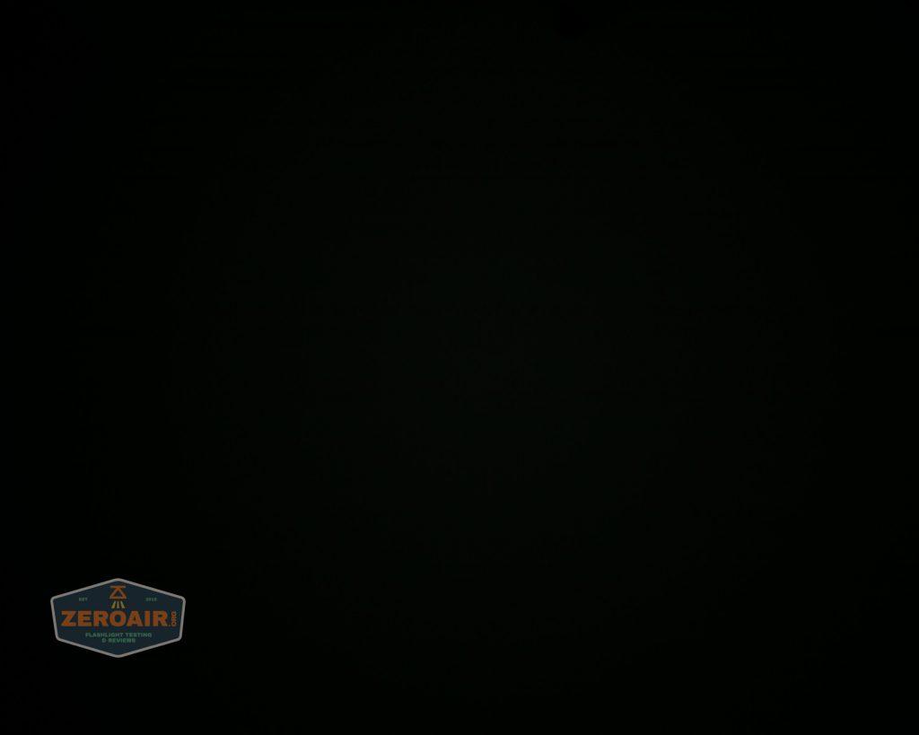 wurkkos hd20 21700 headlamp beamshot ceiling flood 2
