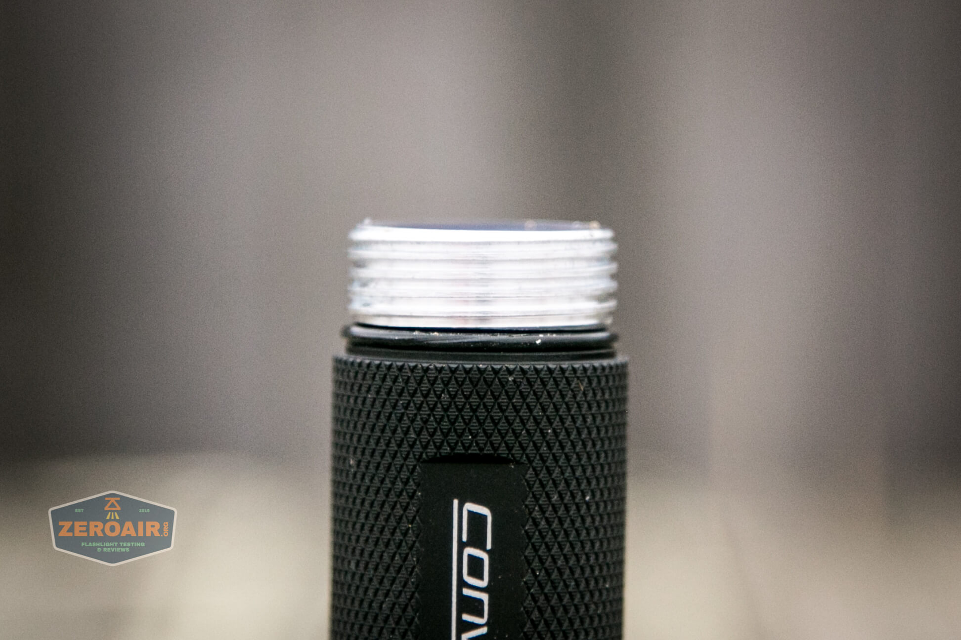 convoy s2+ uv flashlight square threads