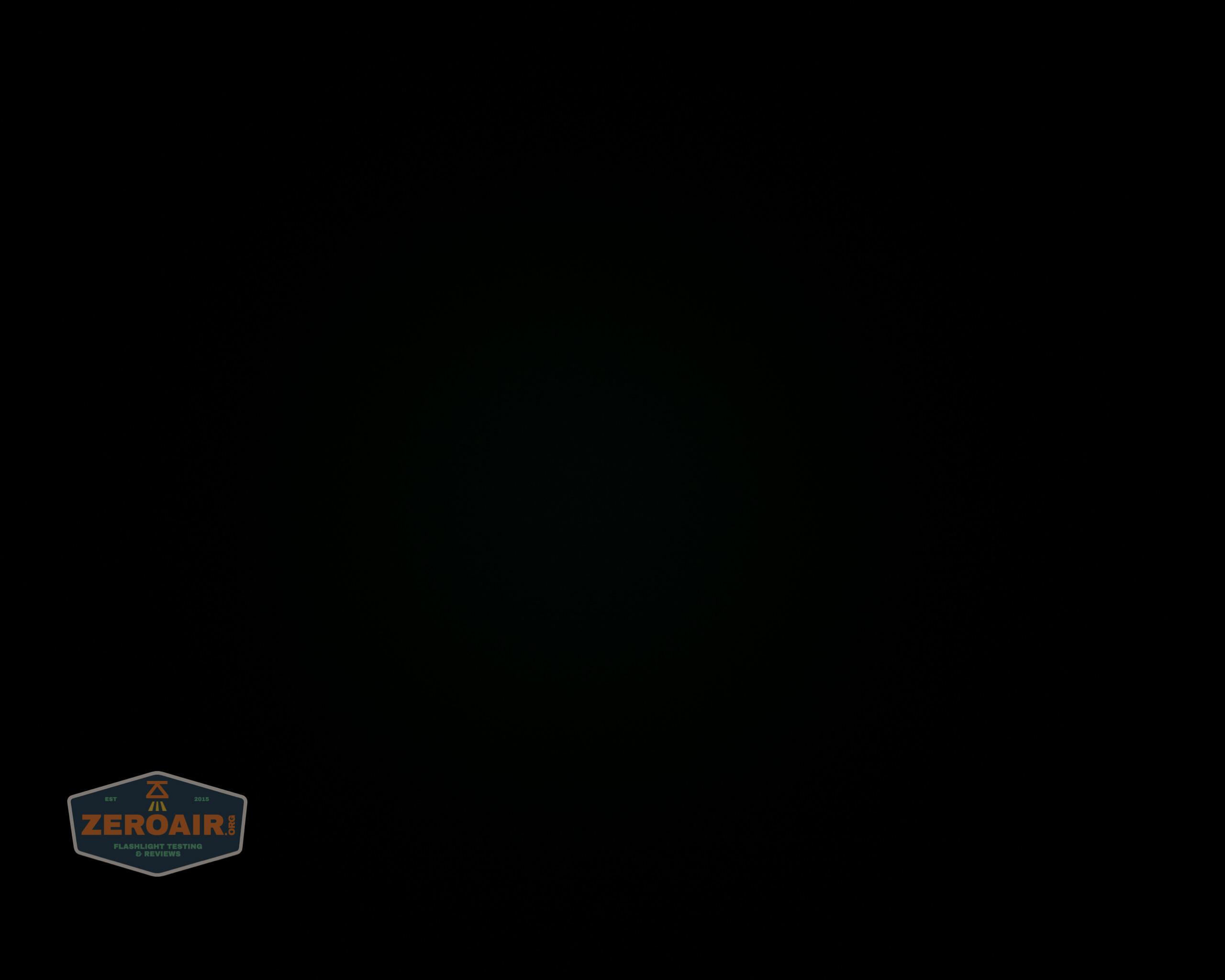 freasygears cyansky m3 titanium pocket flashlight beamshot ceiling 1