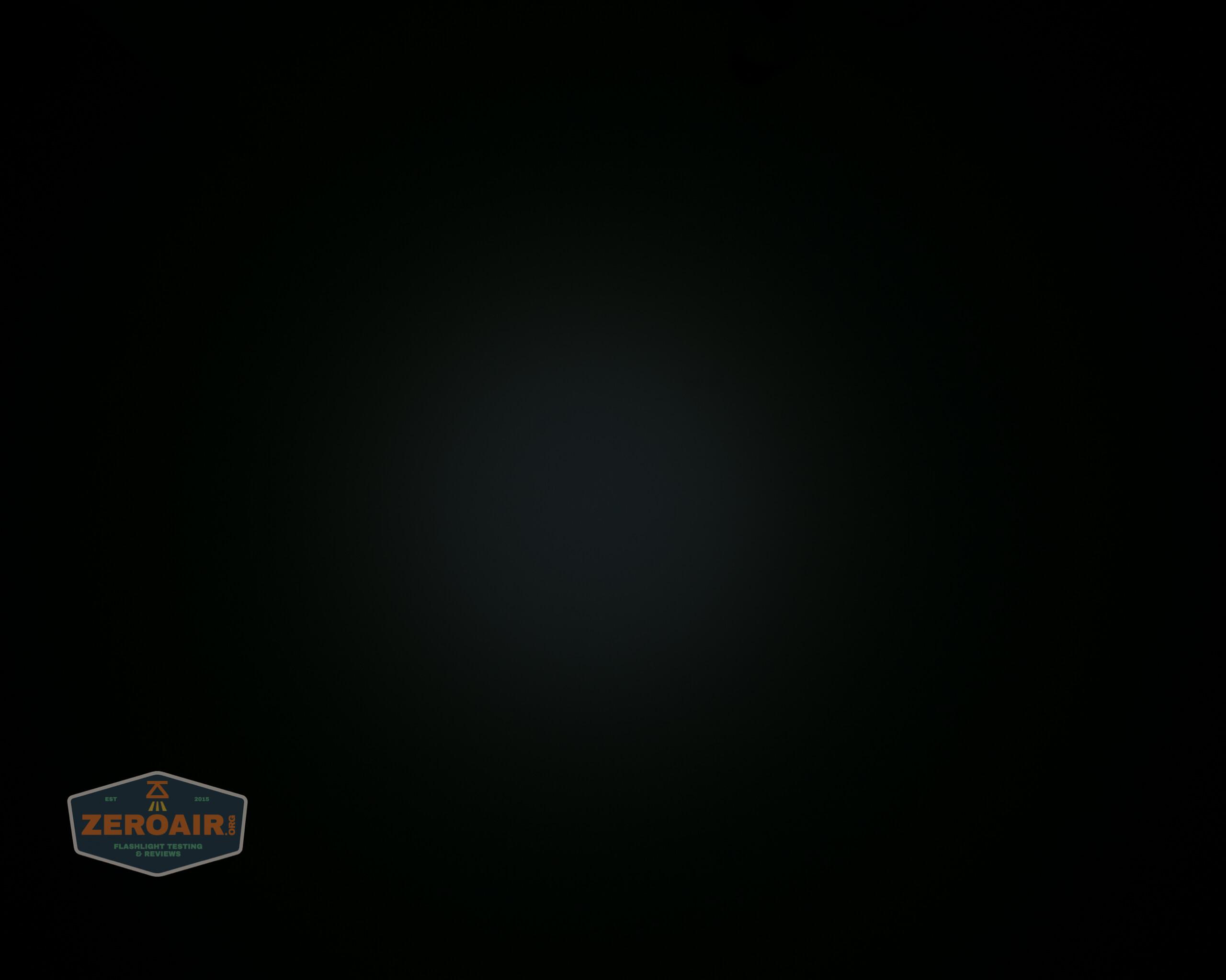 freasygears cyansky m3 titanium pocket flashlight beamshot ceiling 2