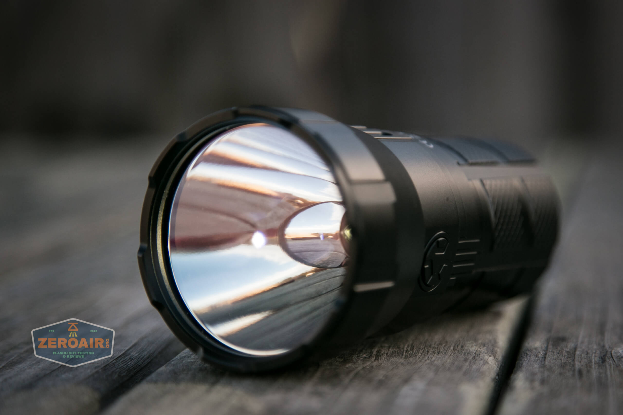 Imalent RT90 Luminus SBT-90.2 Flashlight reflector