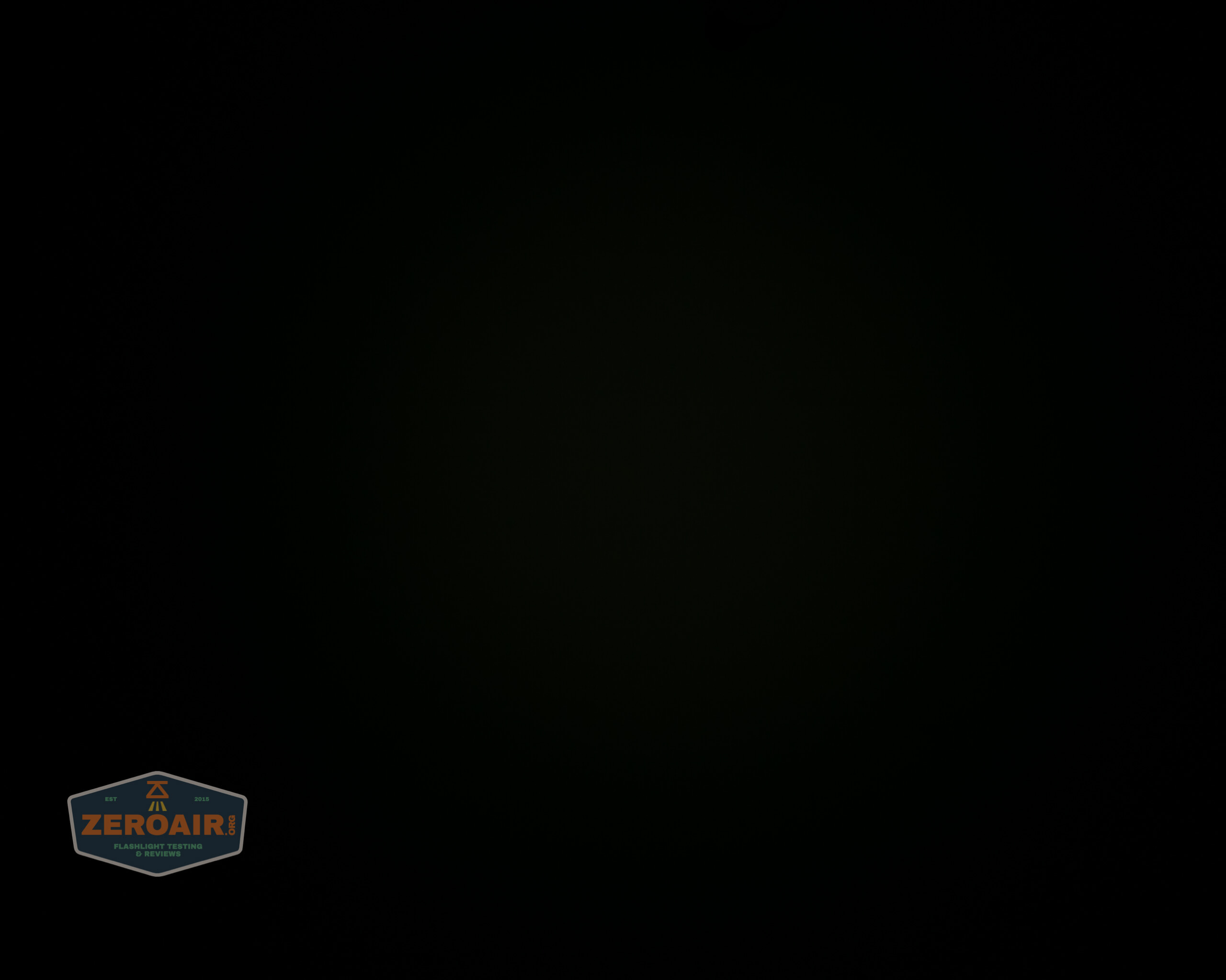 manker e14iii 18650 flood flashlight beamshot ceiling 3