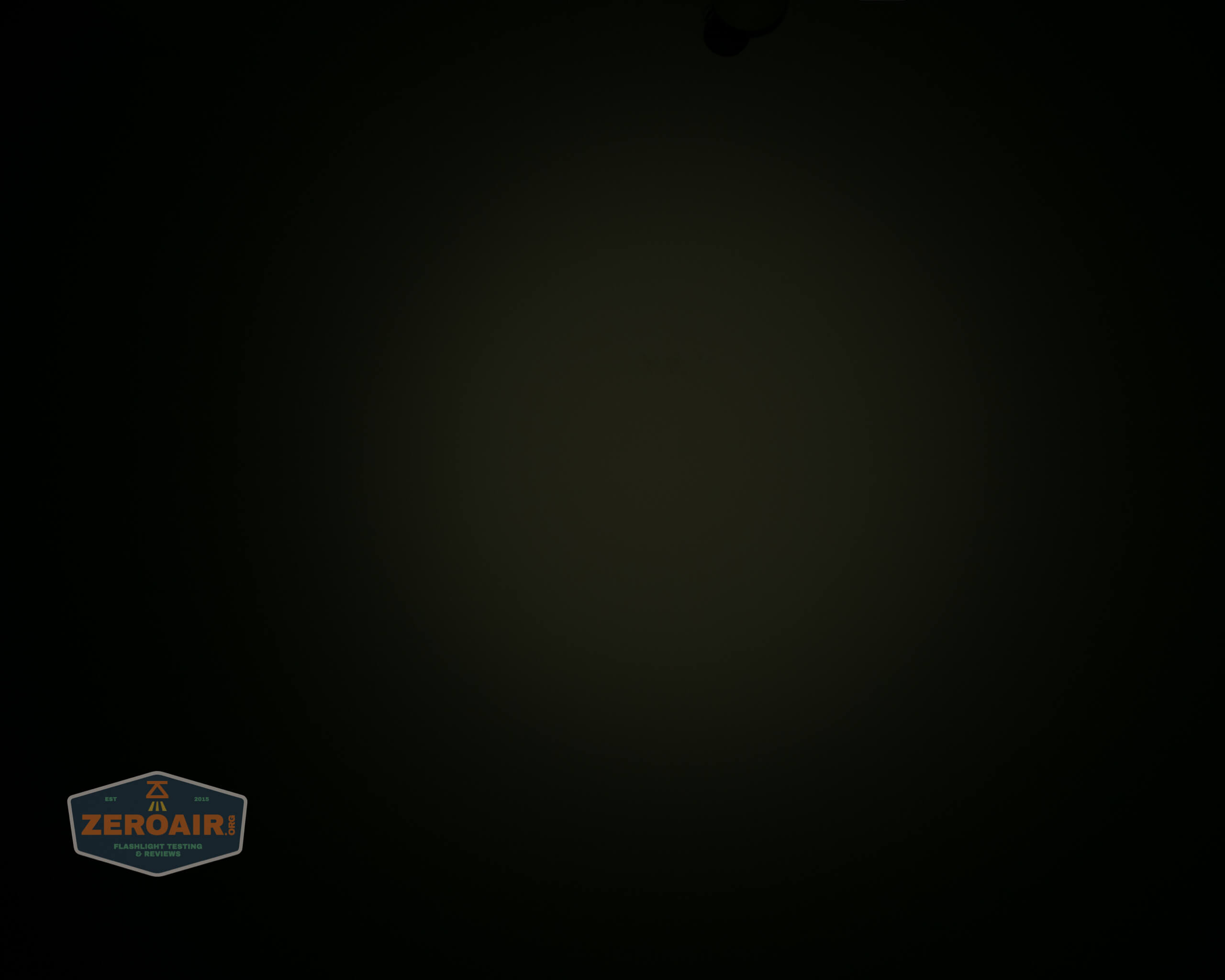 manker e14iii 18650 flood flashlight beamshot ceiling 5