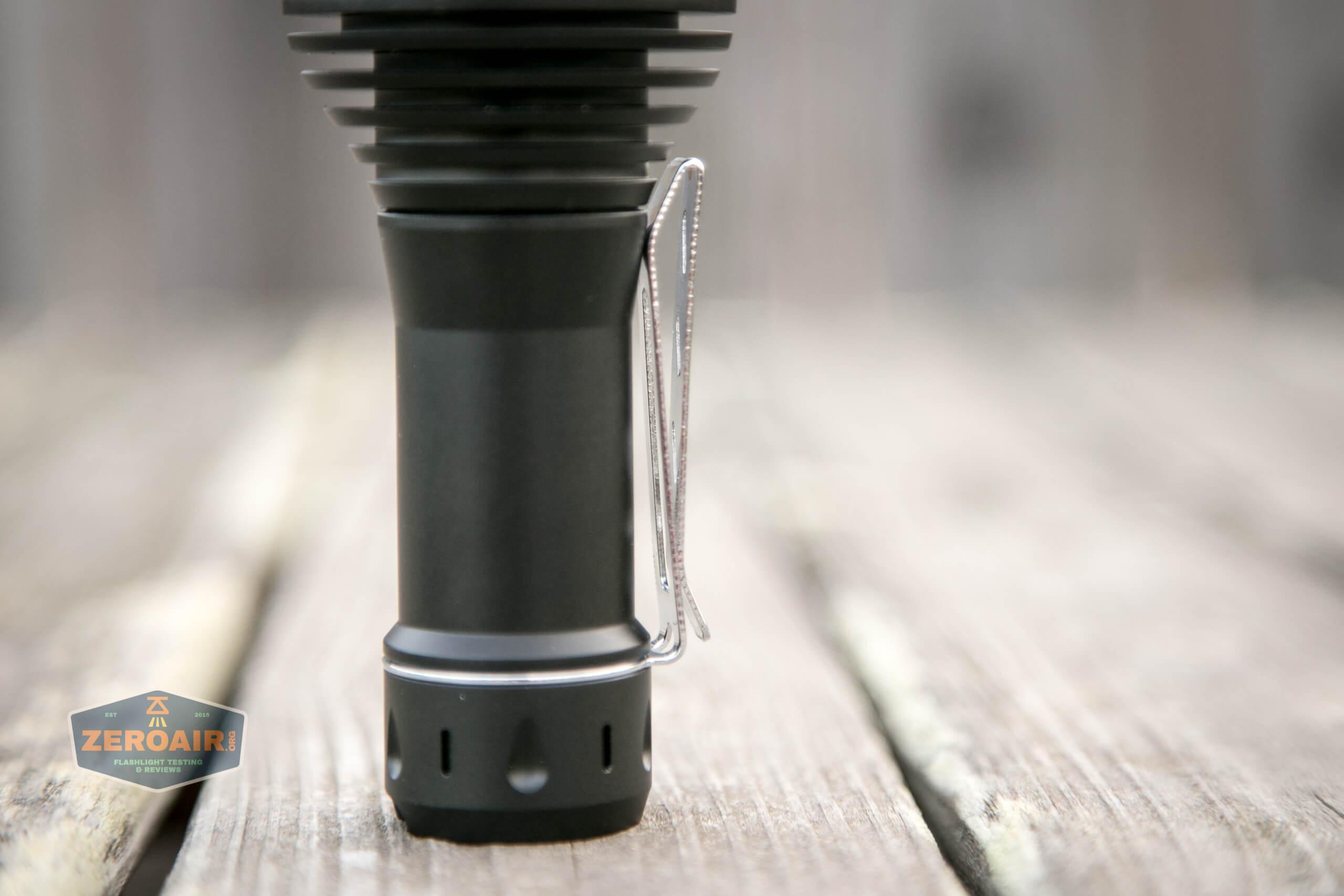NlightD T90 luminus sbt-90.2 Andúril clip