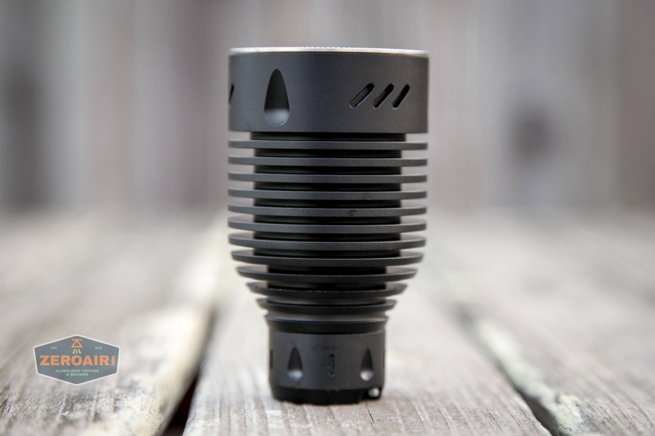 NlightD T90 luminus sbt-90.2 Andúril shorty (joke)