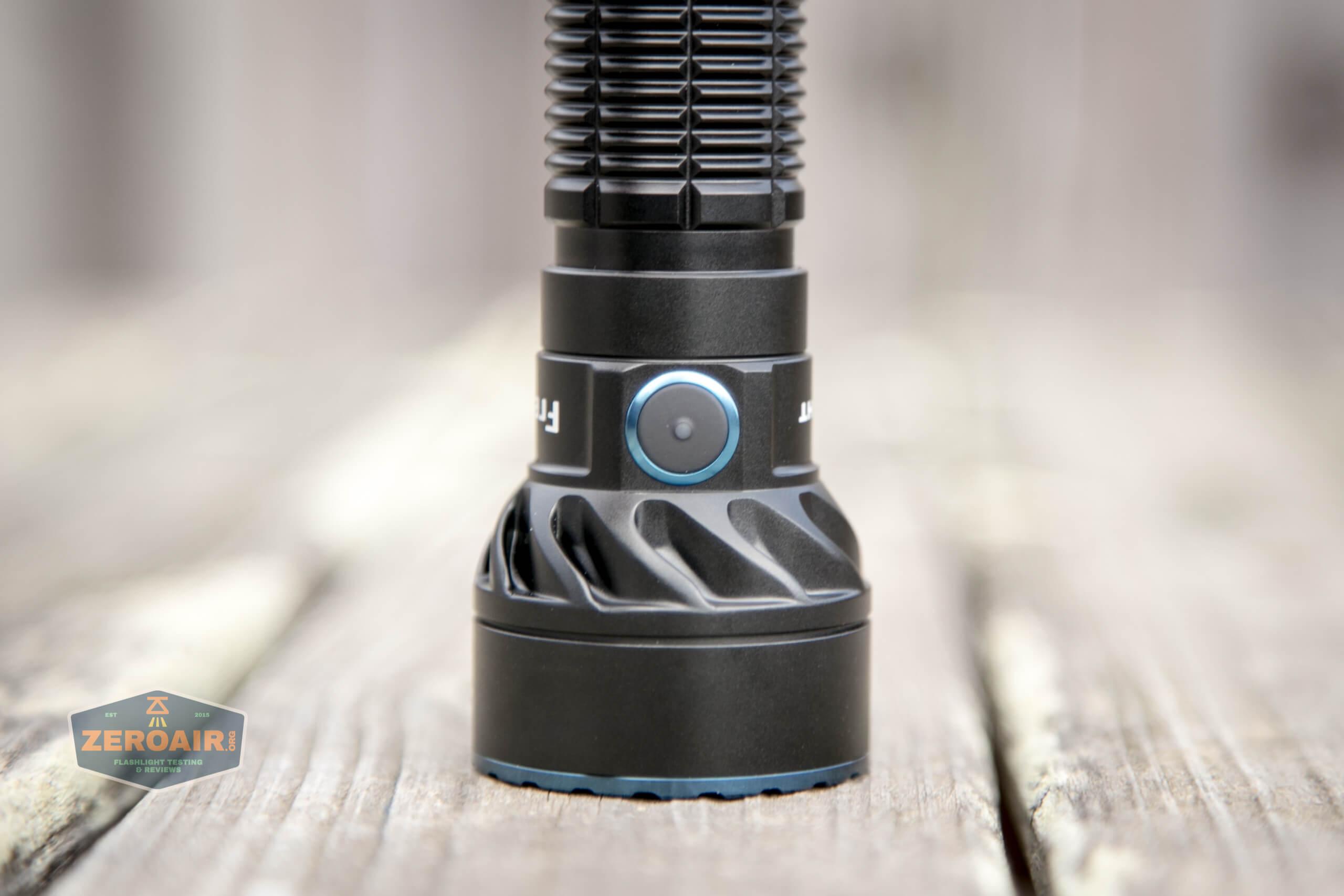 olight freyr rgb flashlight side switch