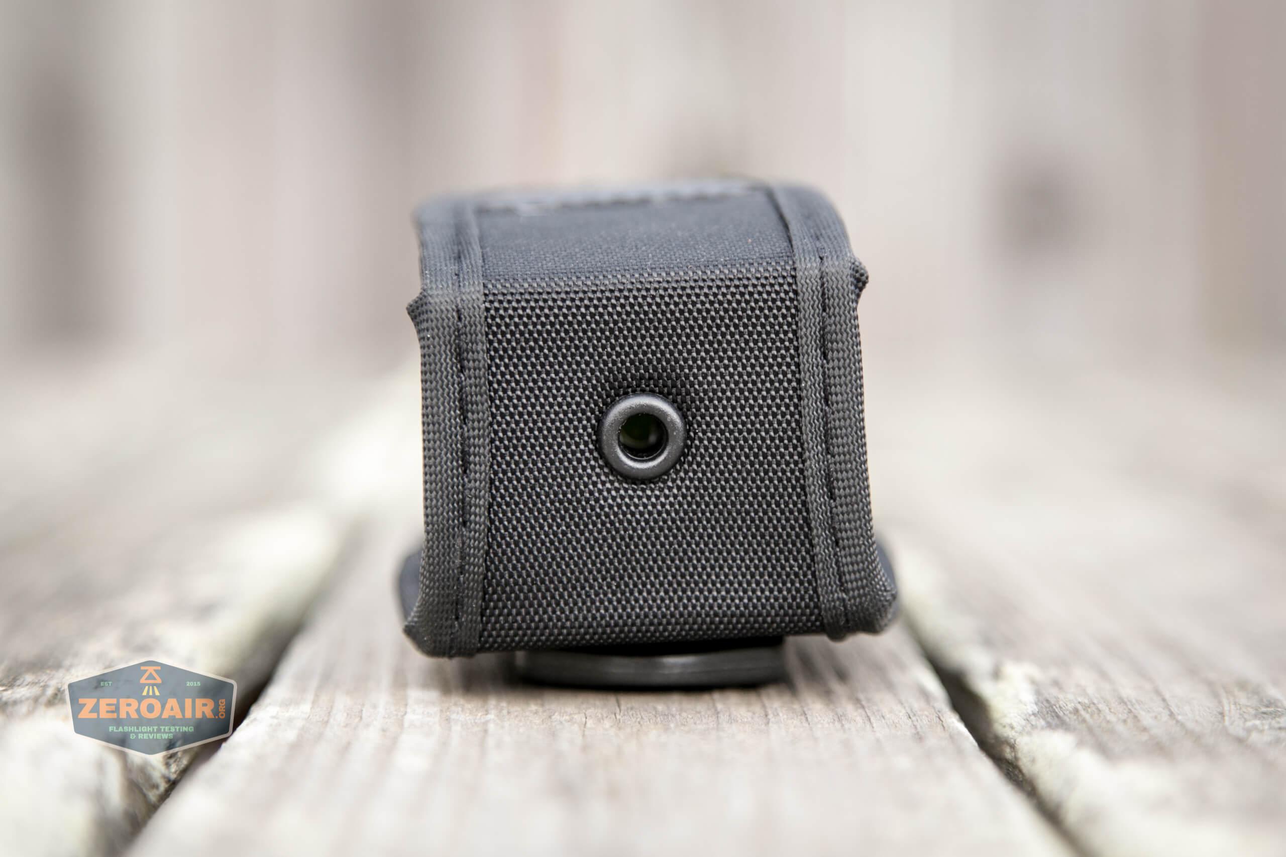olight freyr rgb flashlight in nylon pouch