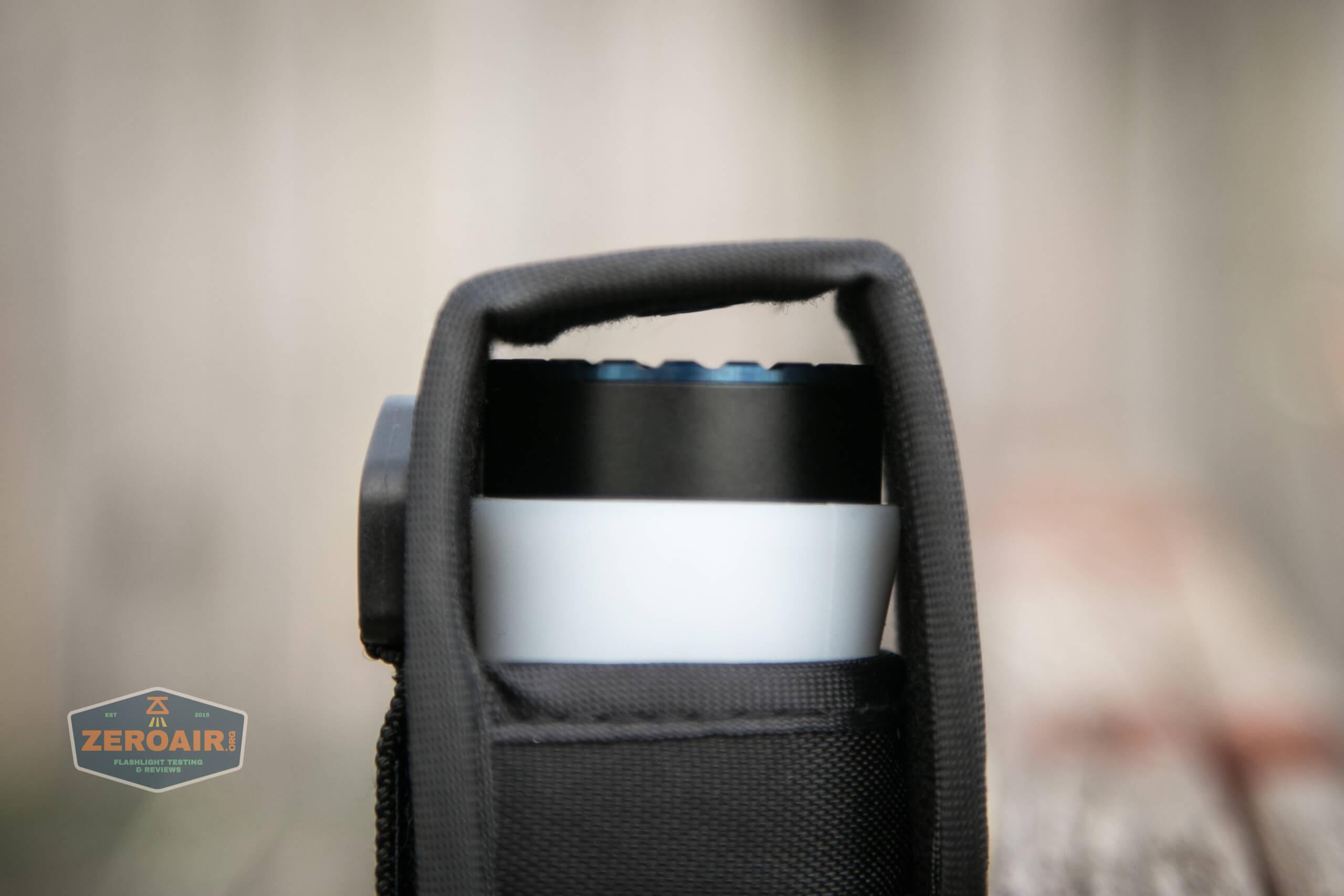 olight freyr rgb flashlight in pouch