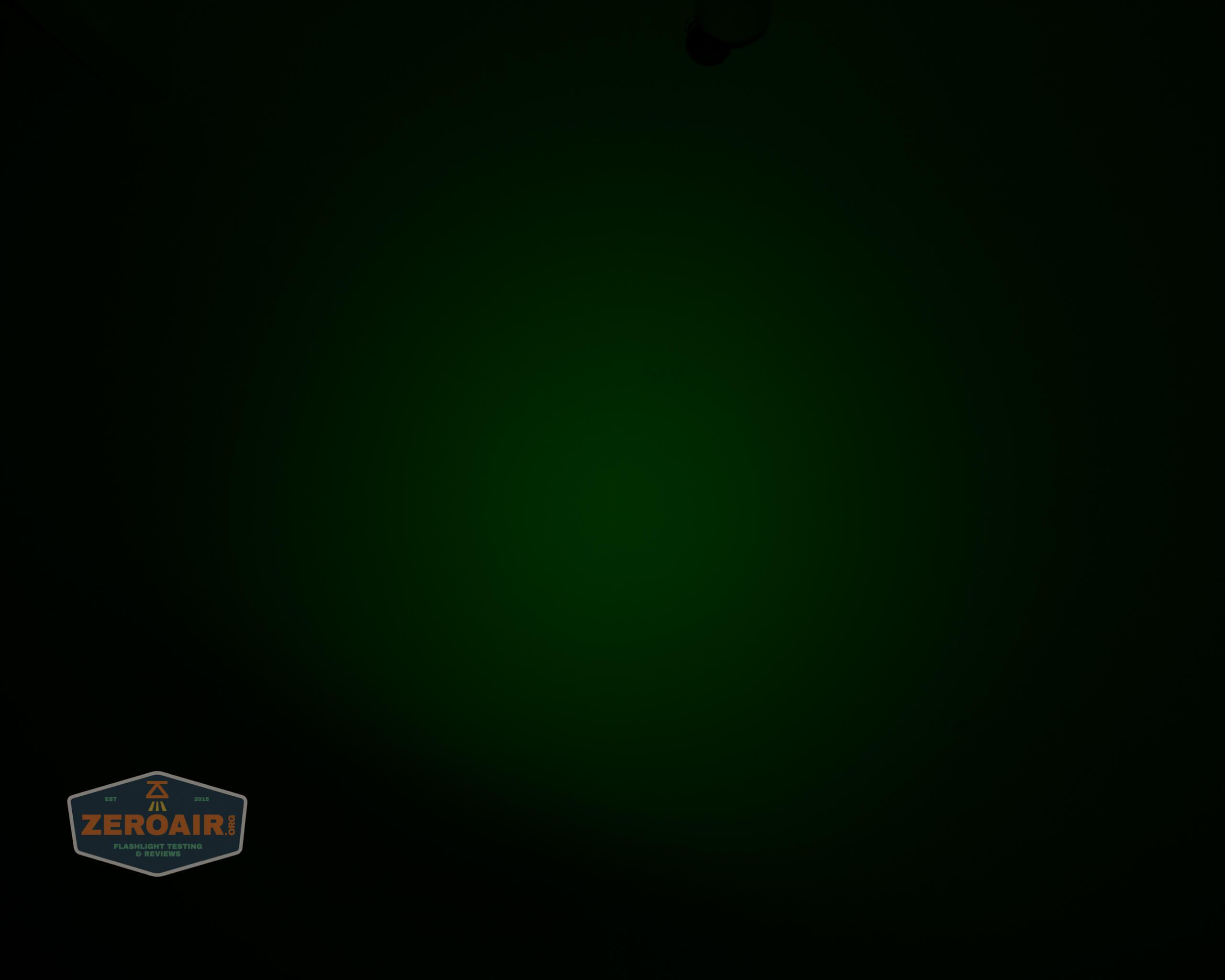 olight freyr rgb flashlight ceiling beamshots 5