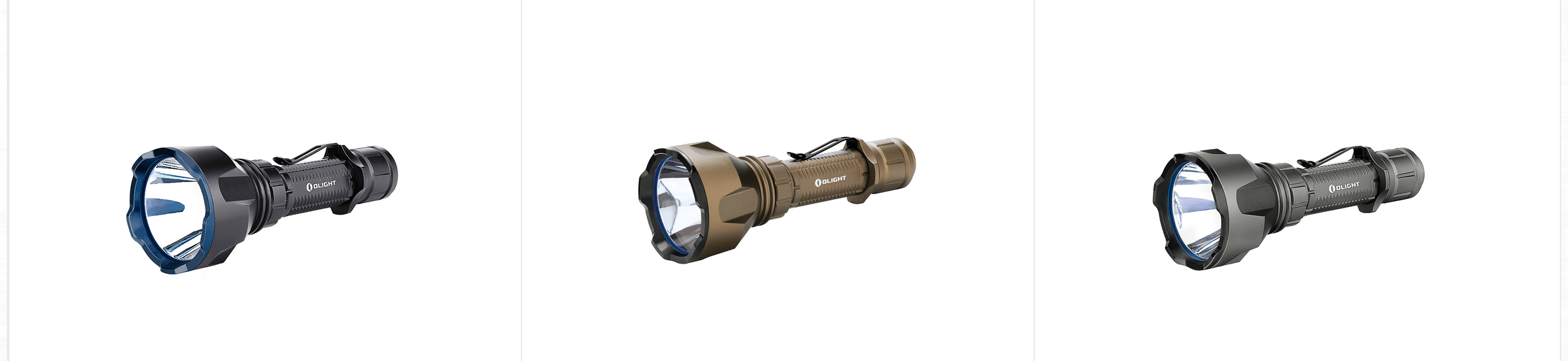 olight warrior x turbo desert tan flashlight versions