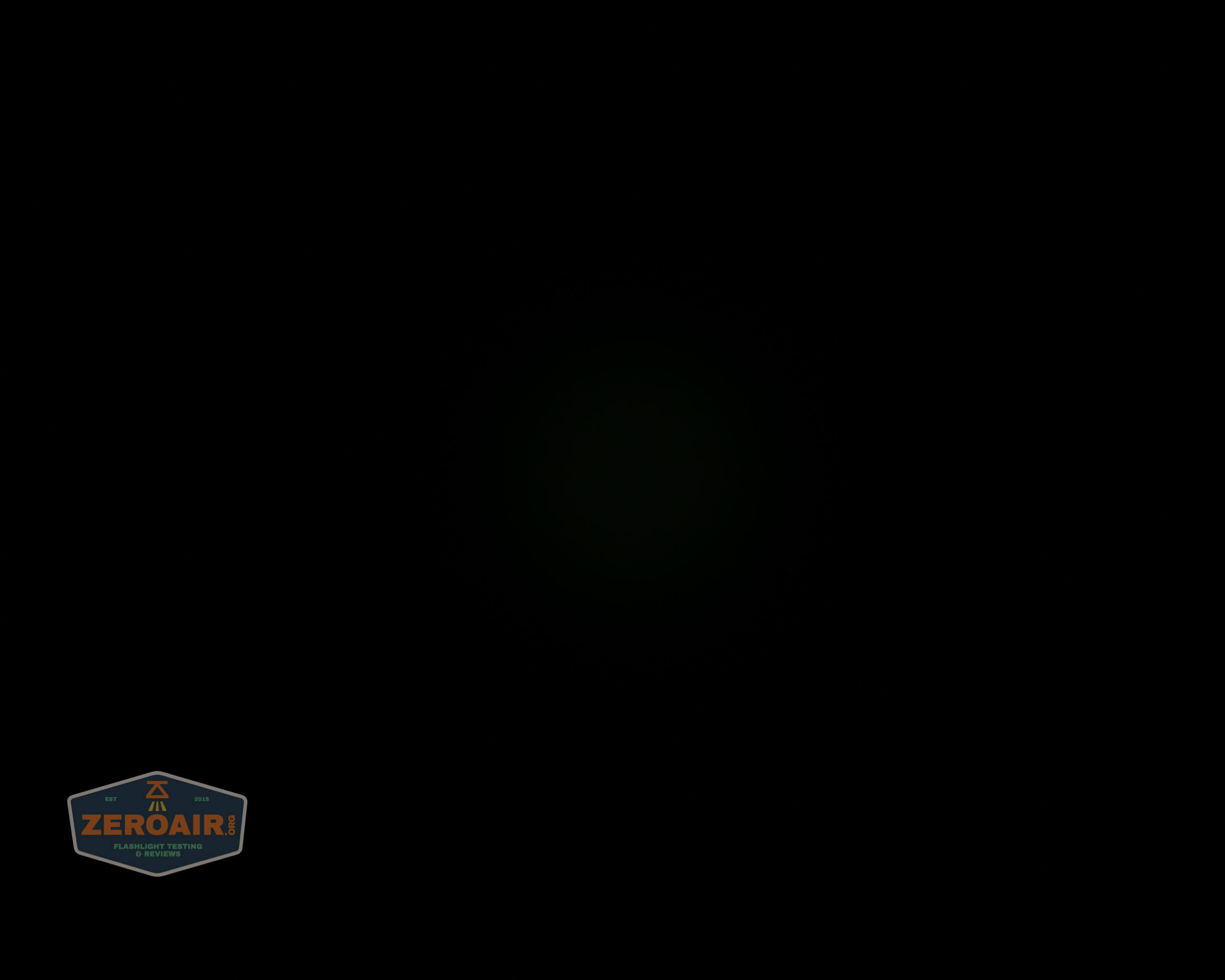 Acebeam L35 brightest tactical flashlight beamshots ceiling 1