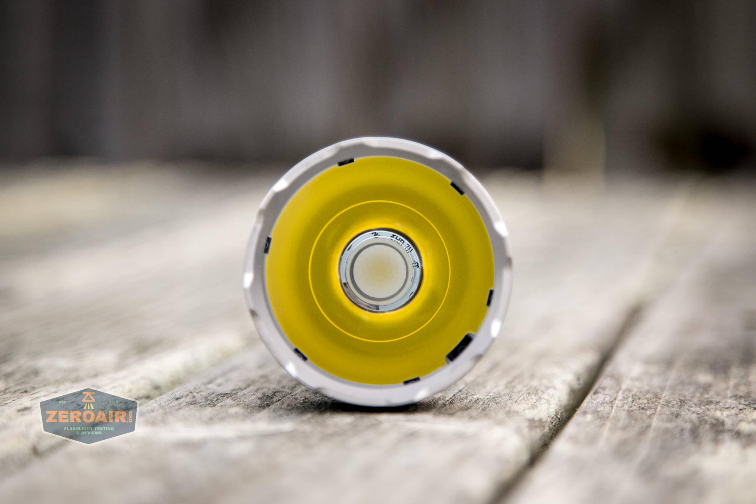 acebeam l35 flashlight cree xhp70.2 emitter