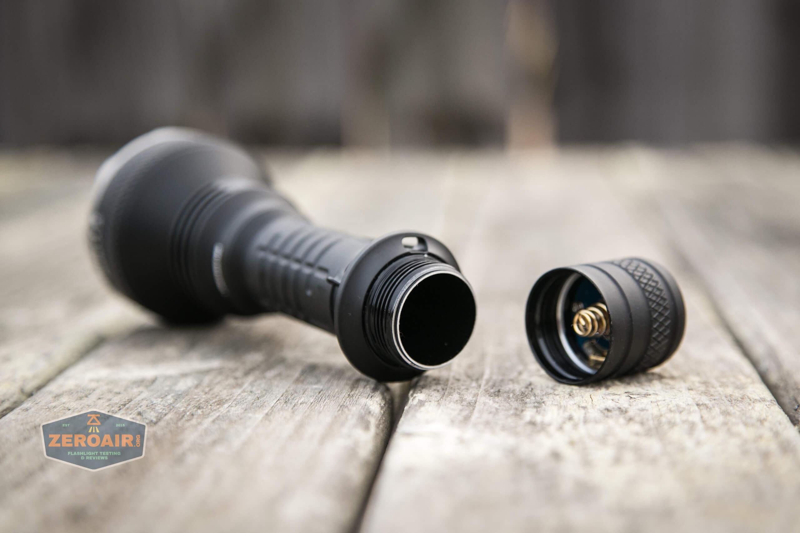 acebeam l35 flashlight cell tube sleeve