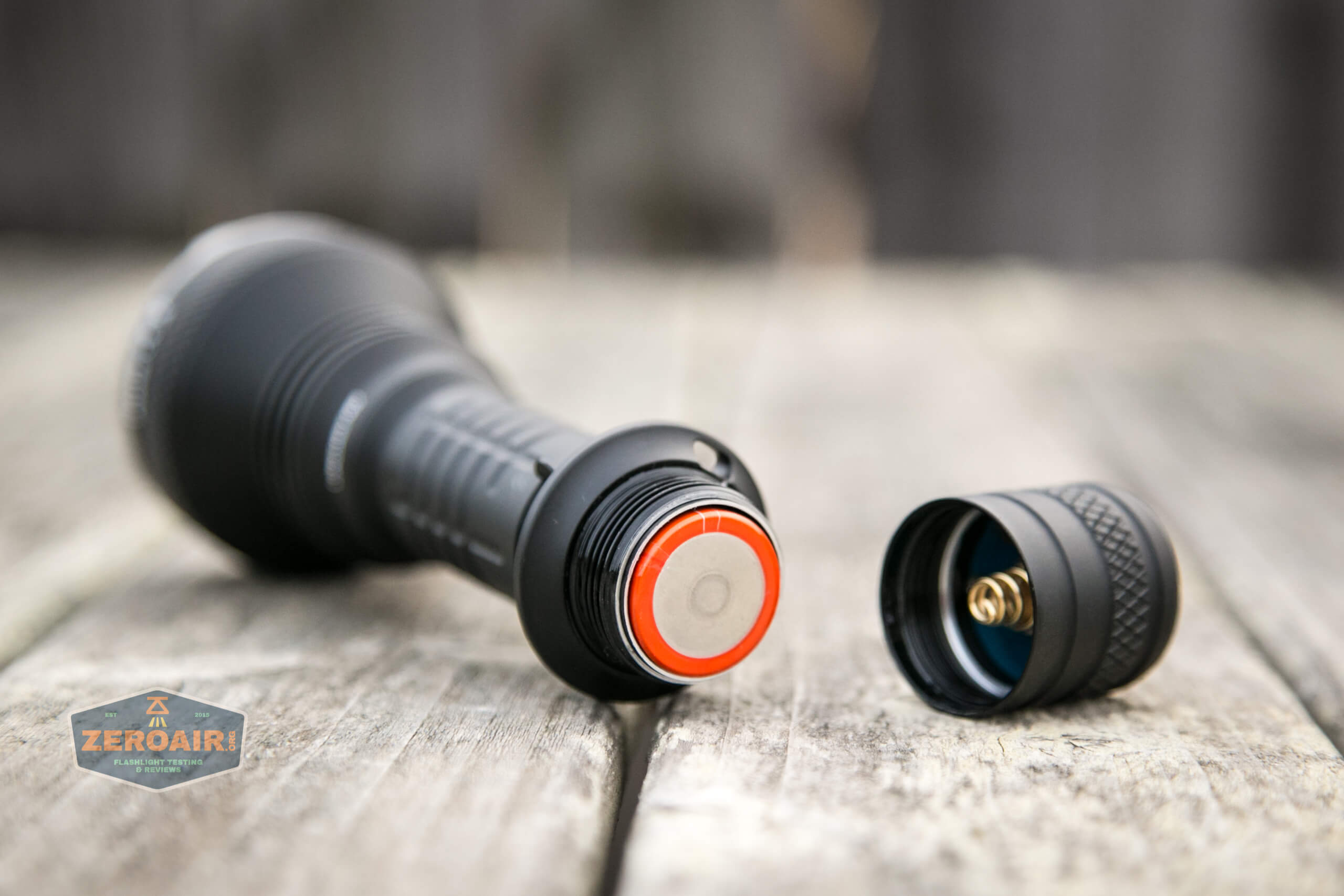 acebeam l35 flashlight included 21700 installed