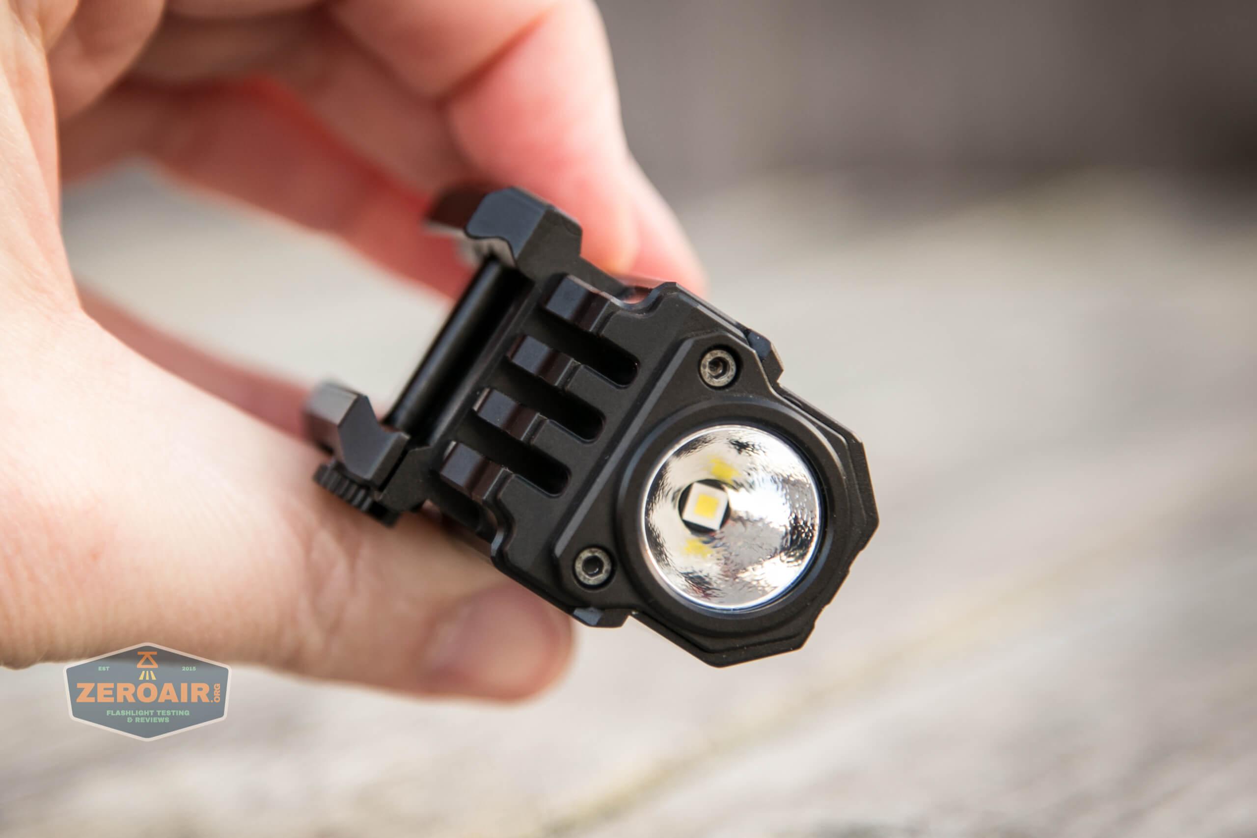 imalent ut10 tactical weapon flashlight
