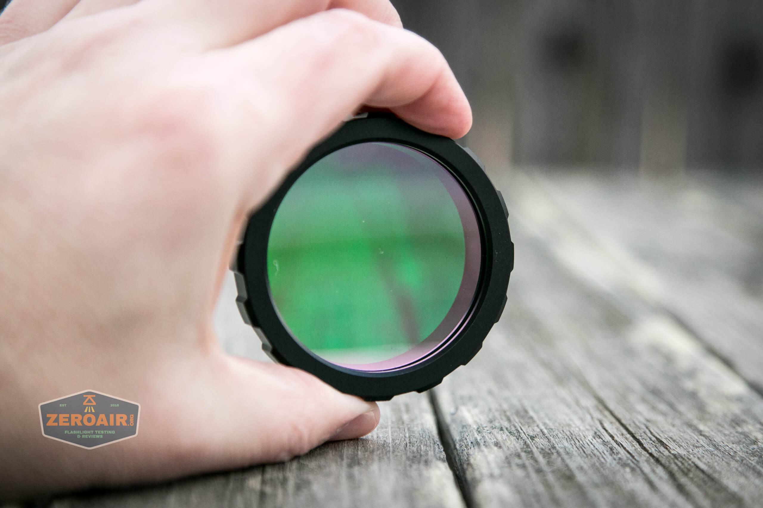 imalent ut90 green lens filter