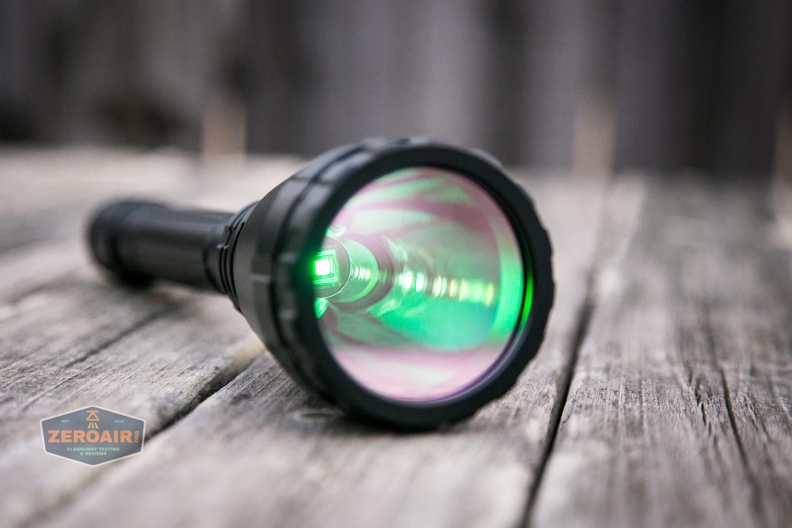 imalent ut90 lens filter installed green
