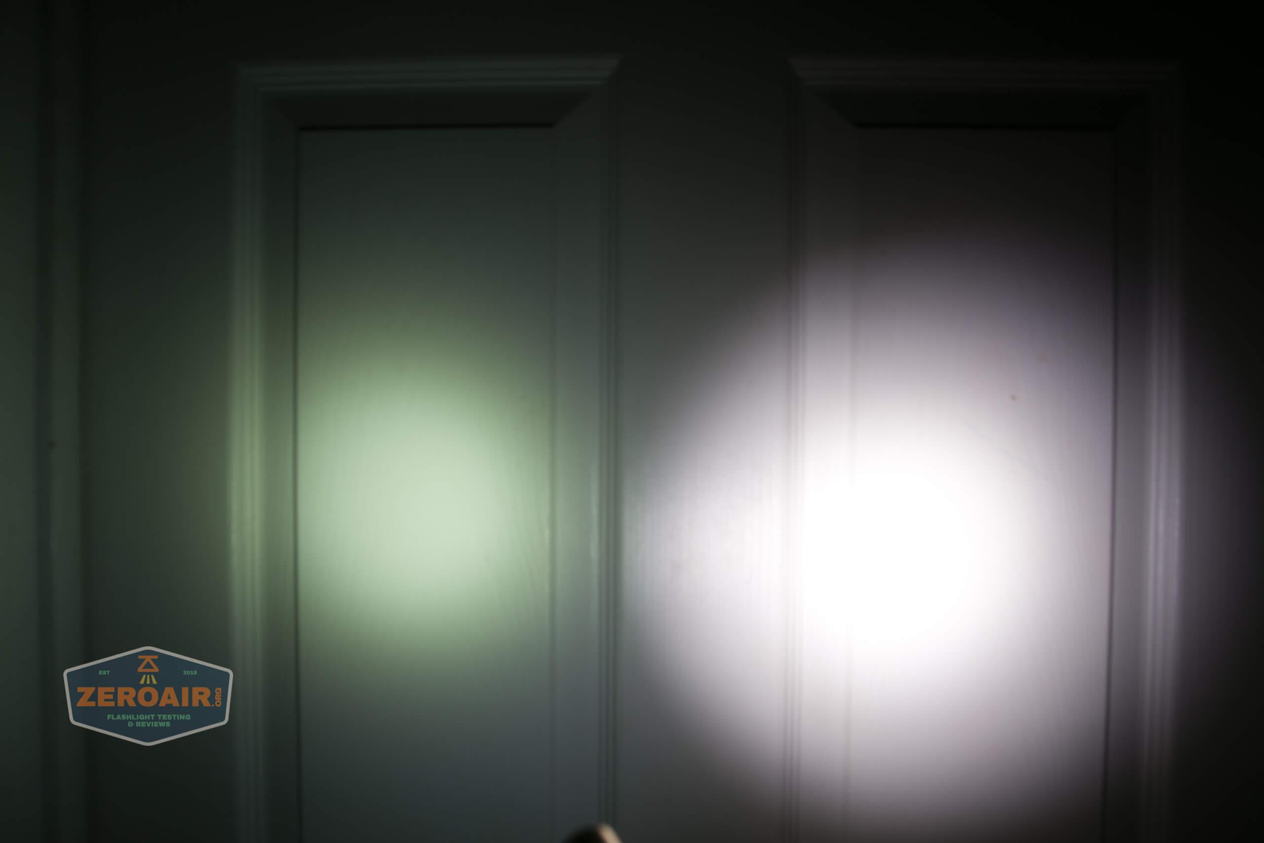 beamshot door low