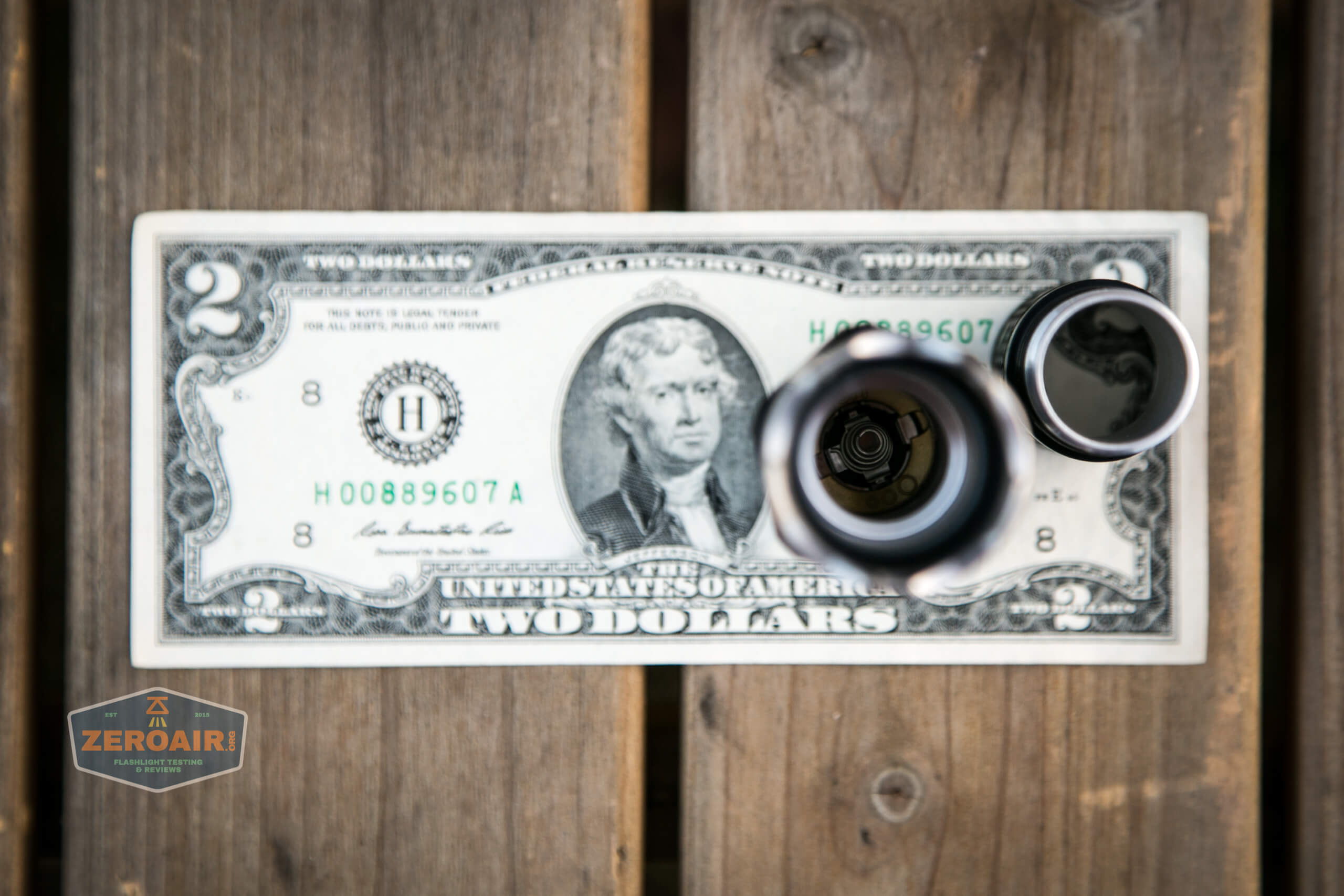 18350 setup on two dollar bill