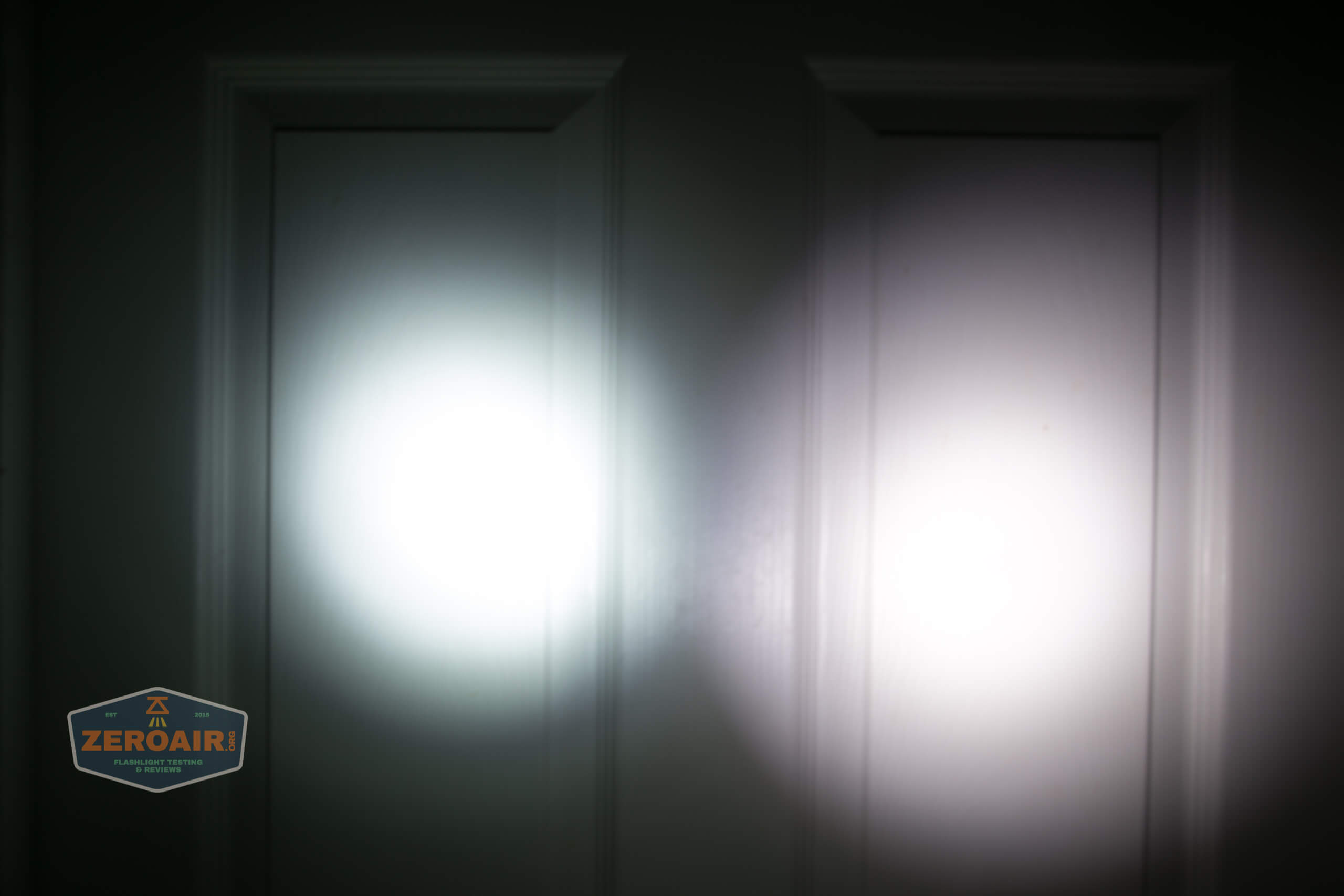 Seeknite SK03 beamshot door