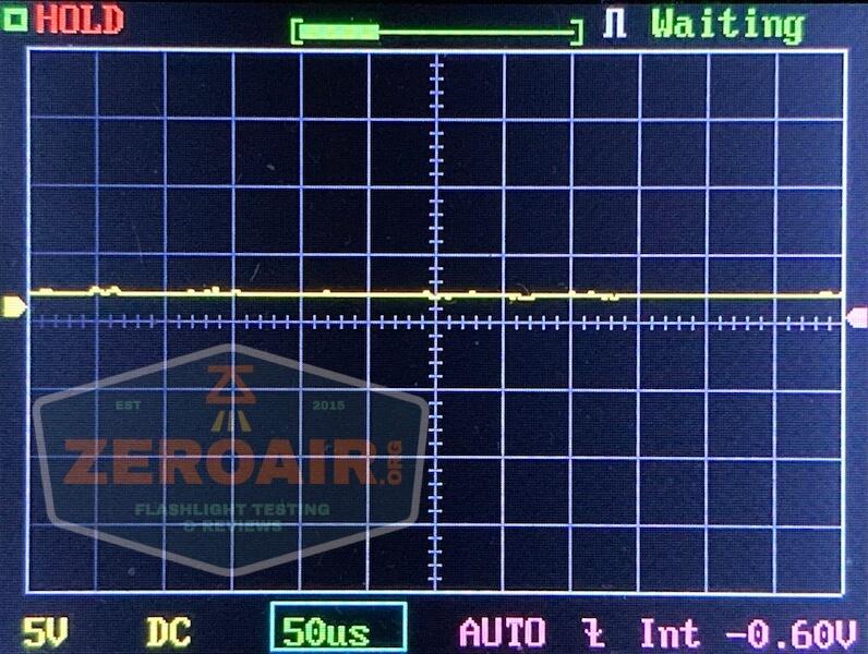 skilhunt m300 18650 flashlight pwm 6