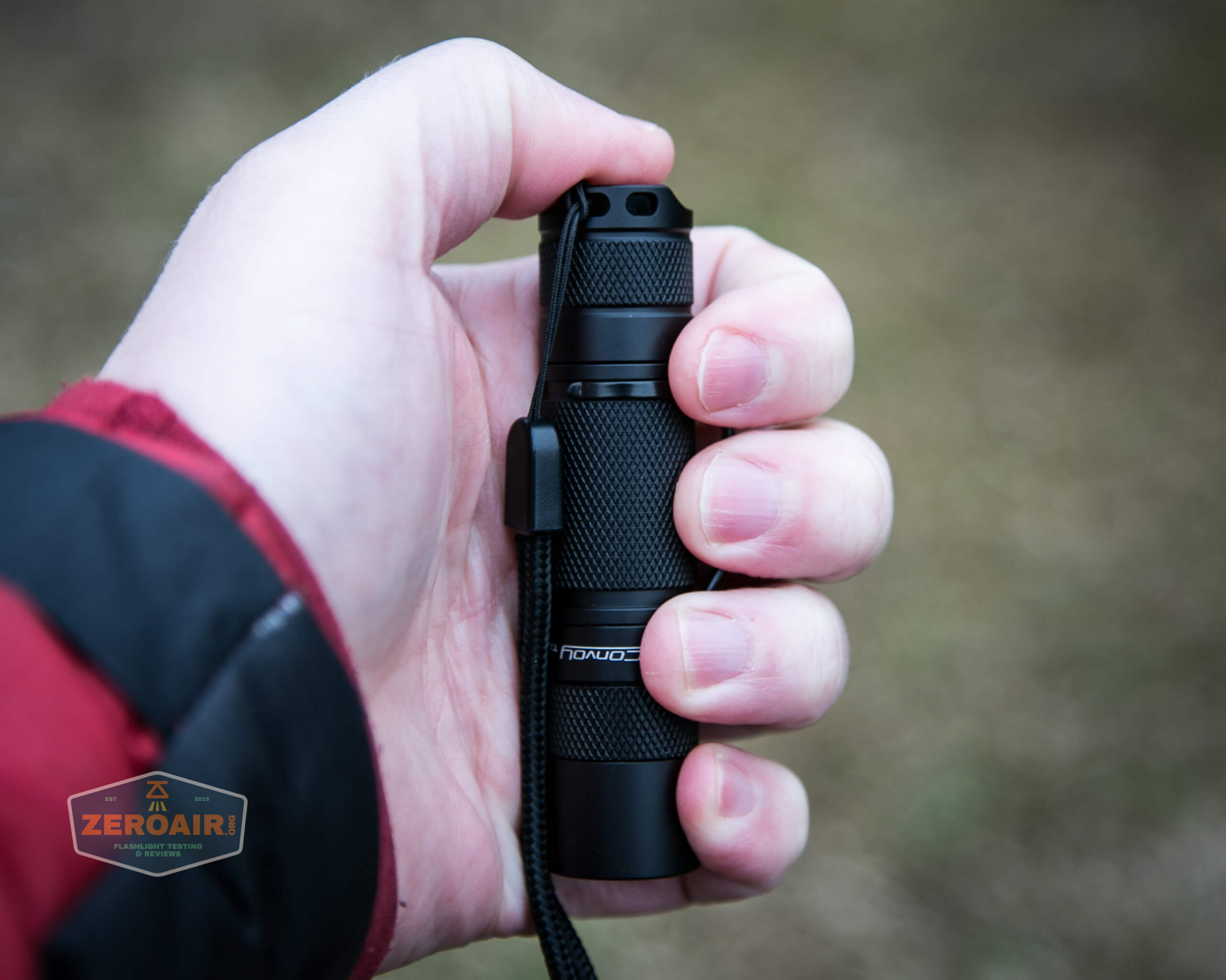 convoy t2 updated 14500/AA flashlight in hand