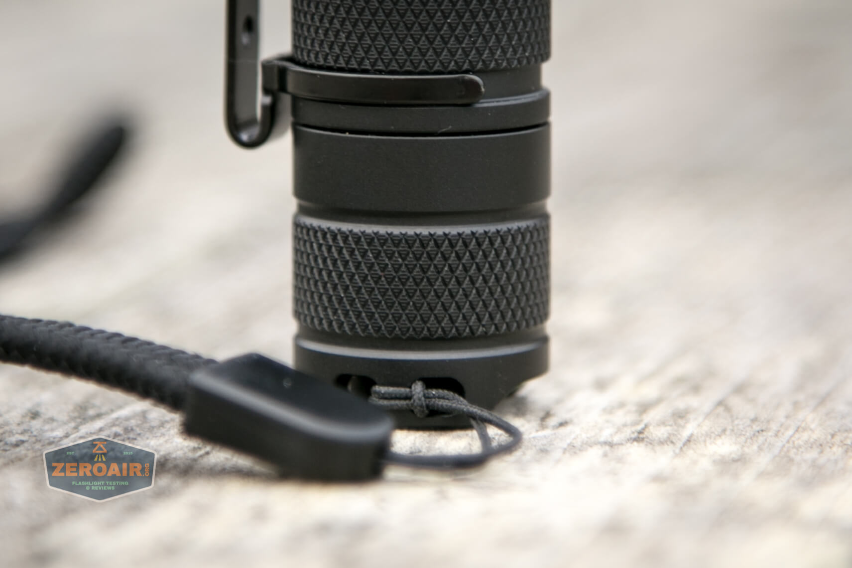 convoy t2 updated 14500/AA flashlight tailcap