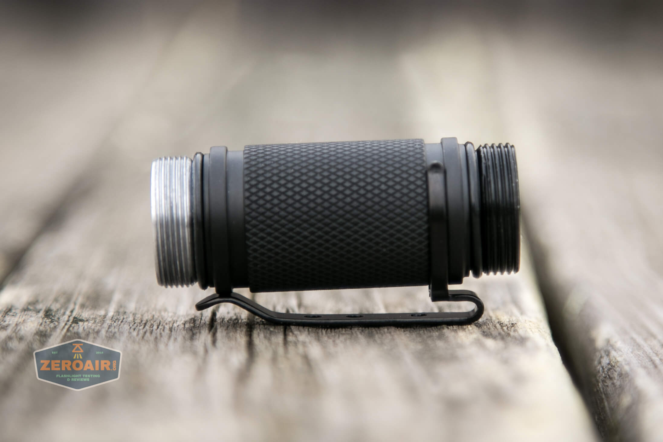 convoy t2 updated 14500/AA flashlight cell tube