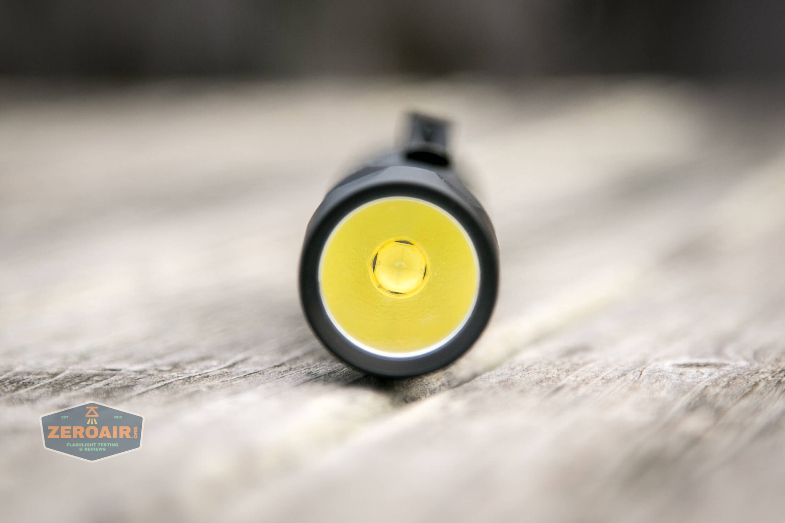 Cyansky P25 Flashlight emitter