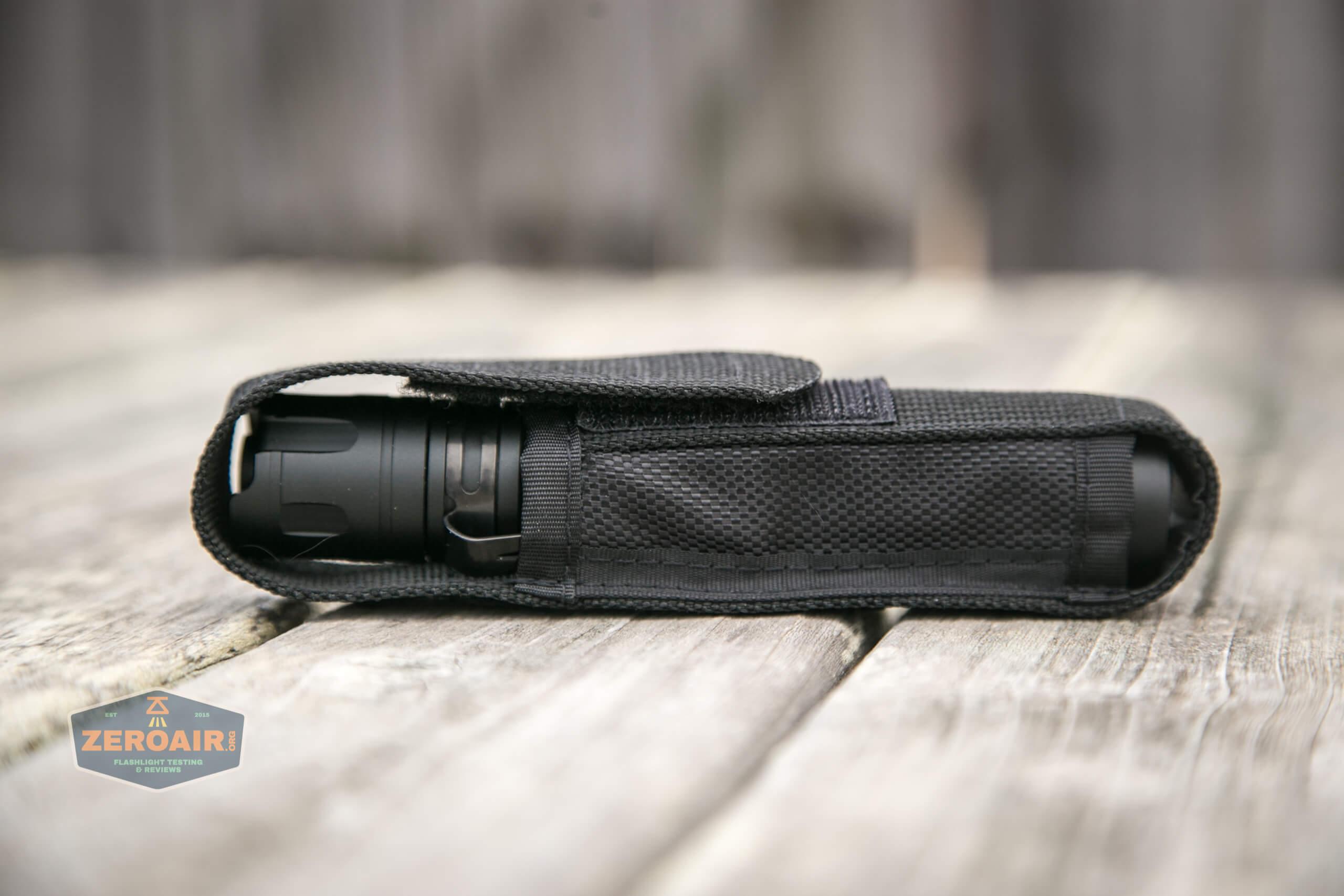 Cyansky P25 Flashlight nylon pouch