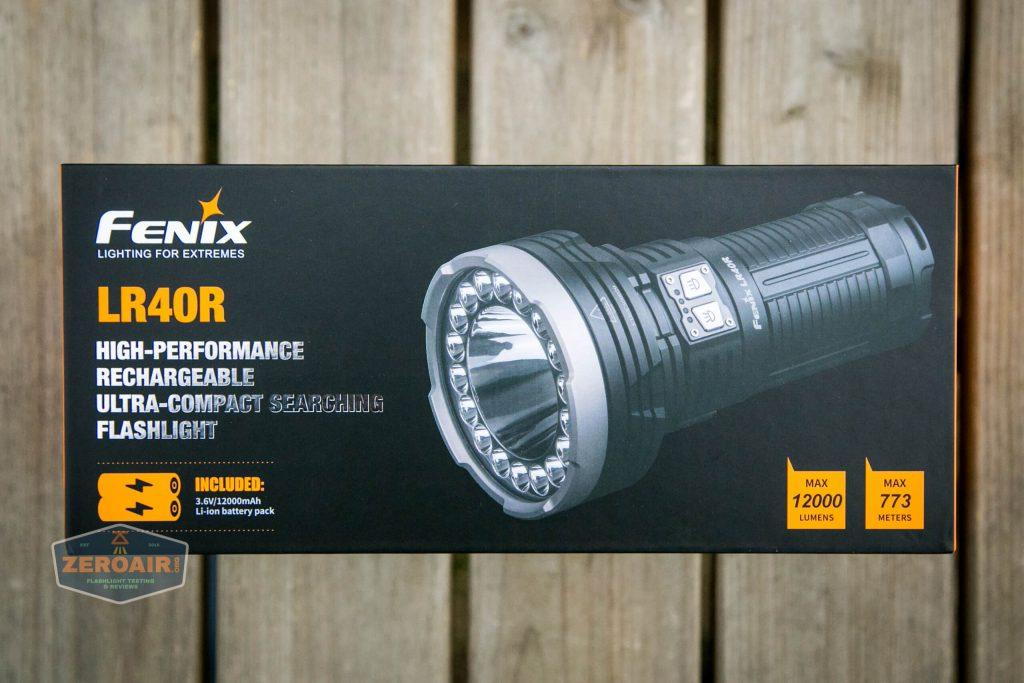fenix lr40r box